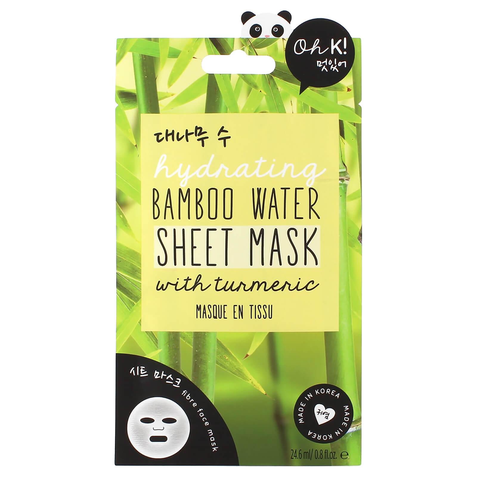 Купить Oh K! Bamboo Water Sheet Mask 25ml
