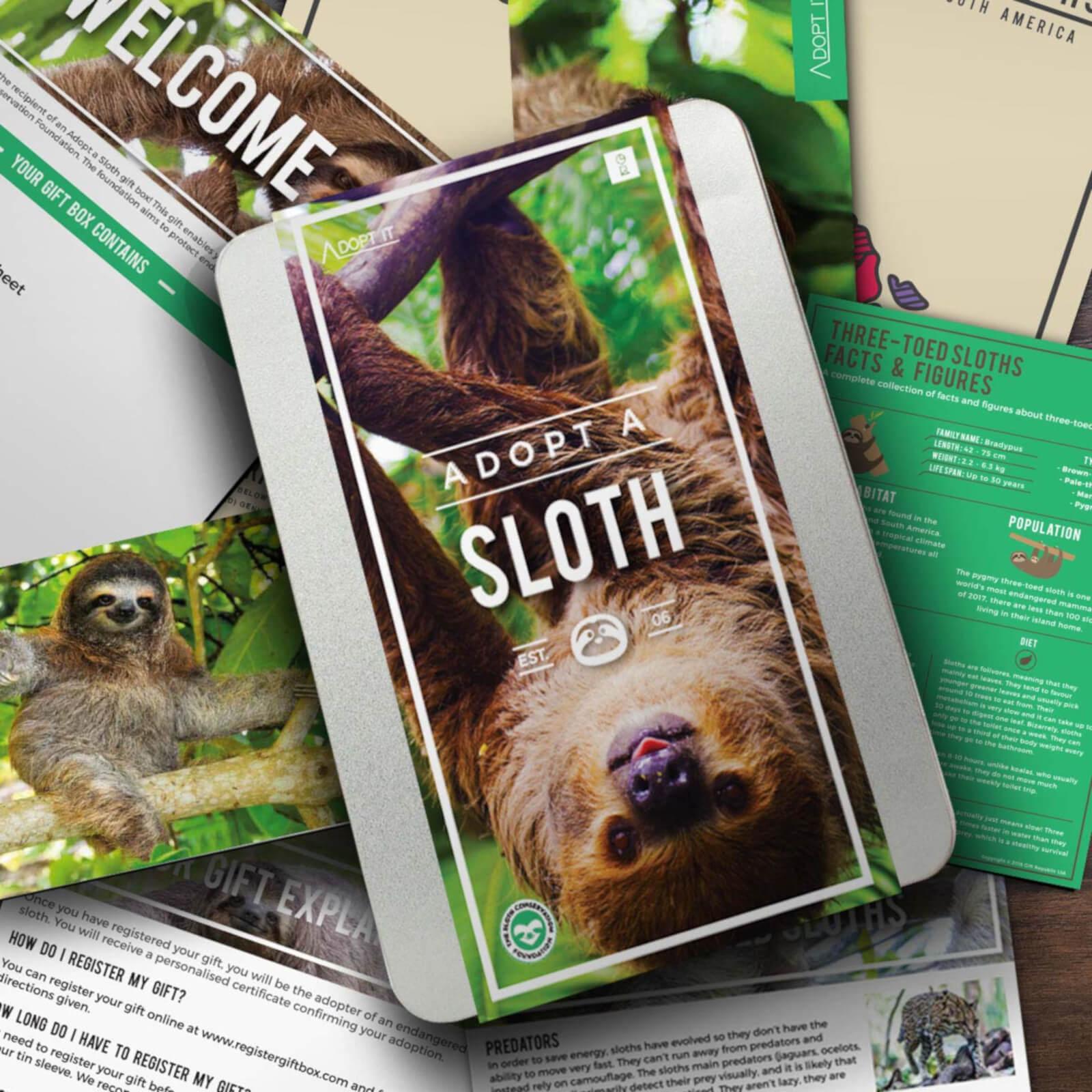 Image of Adopt a Sloth