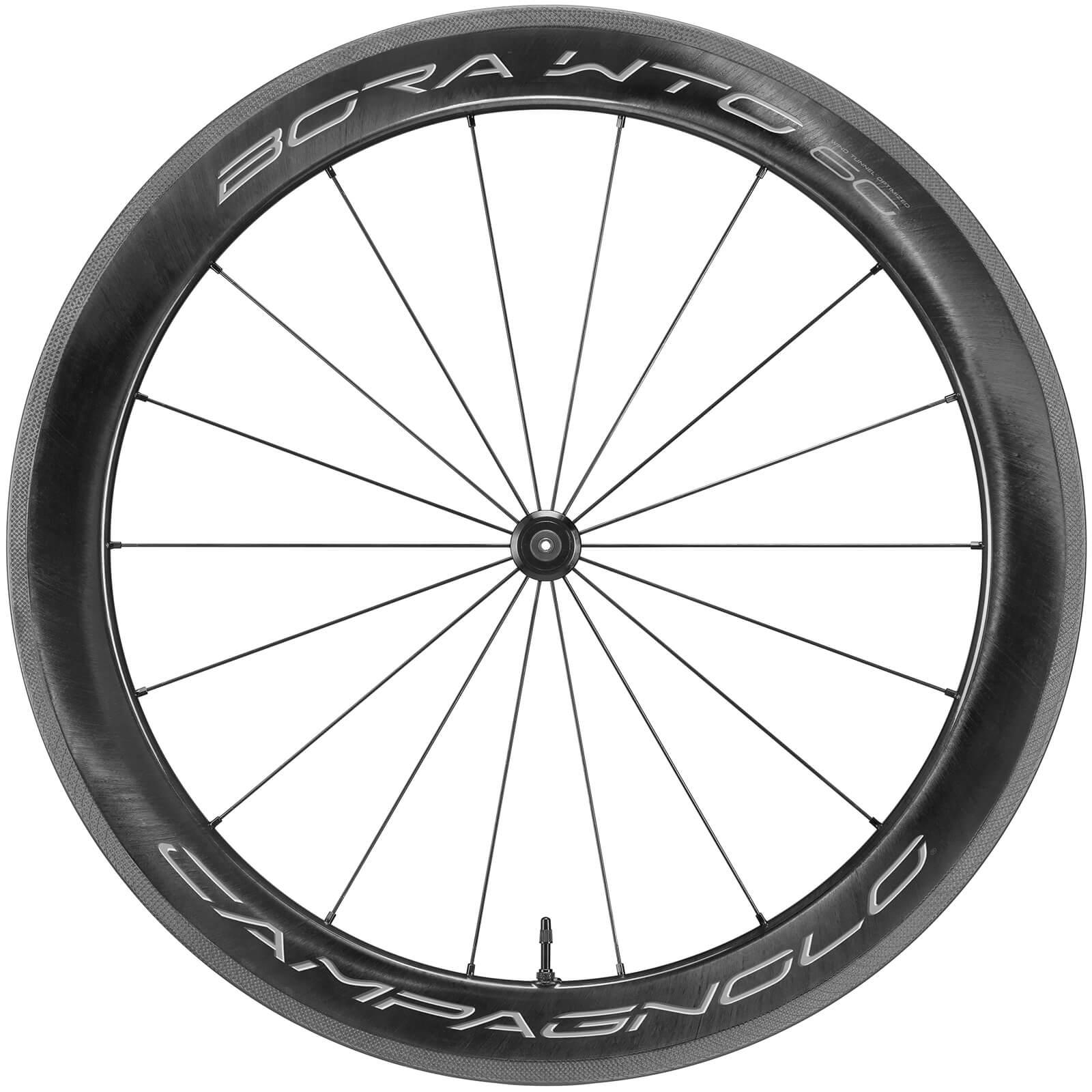 Campagnolo Bora WTO 60 Carbon Clincher Wheelset - Shimano/SRAM  - Bright Label