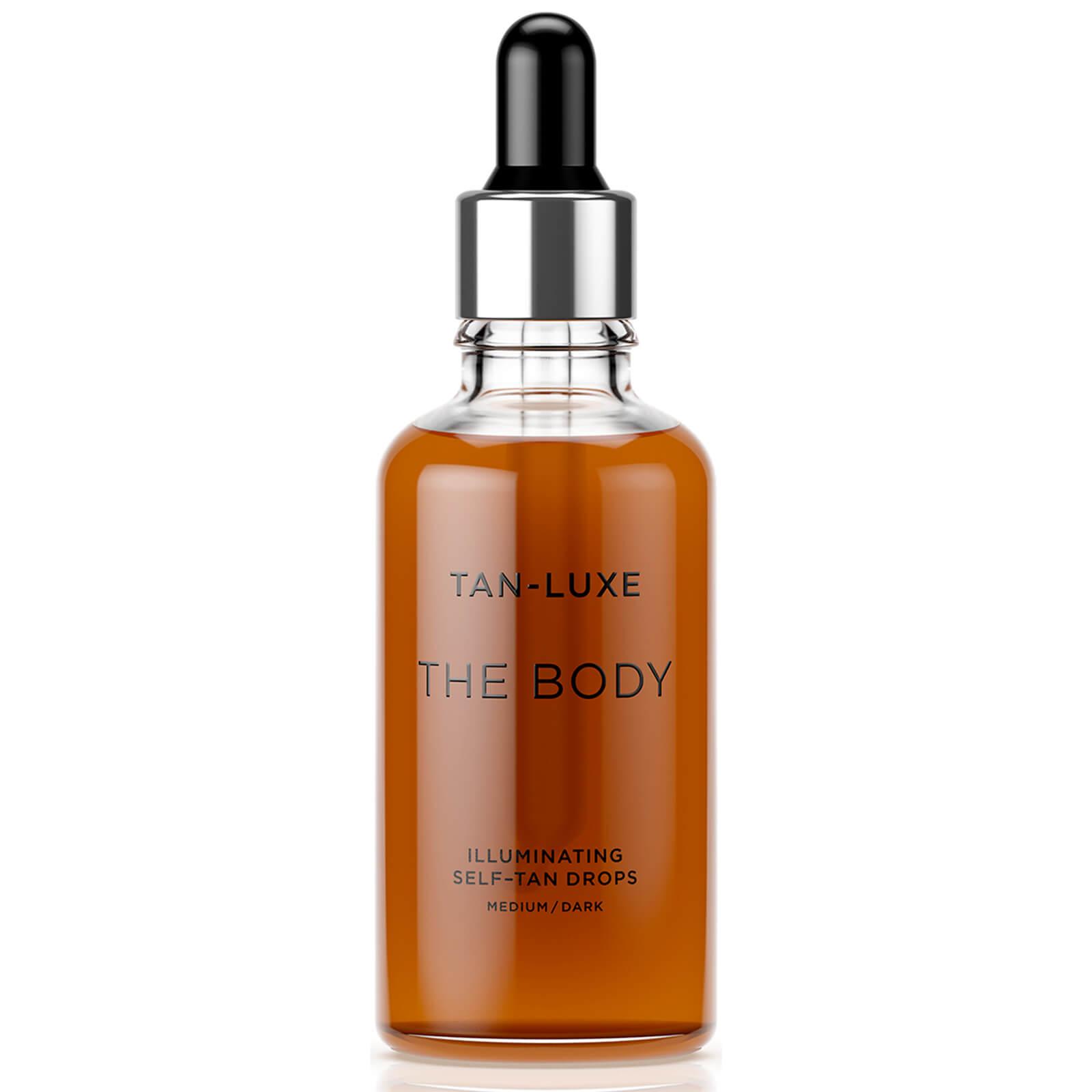 Купить Tan-Luxe The Body Illuminating Self-Tan Drops 50ml - Medium/Dark