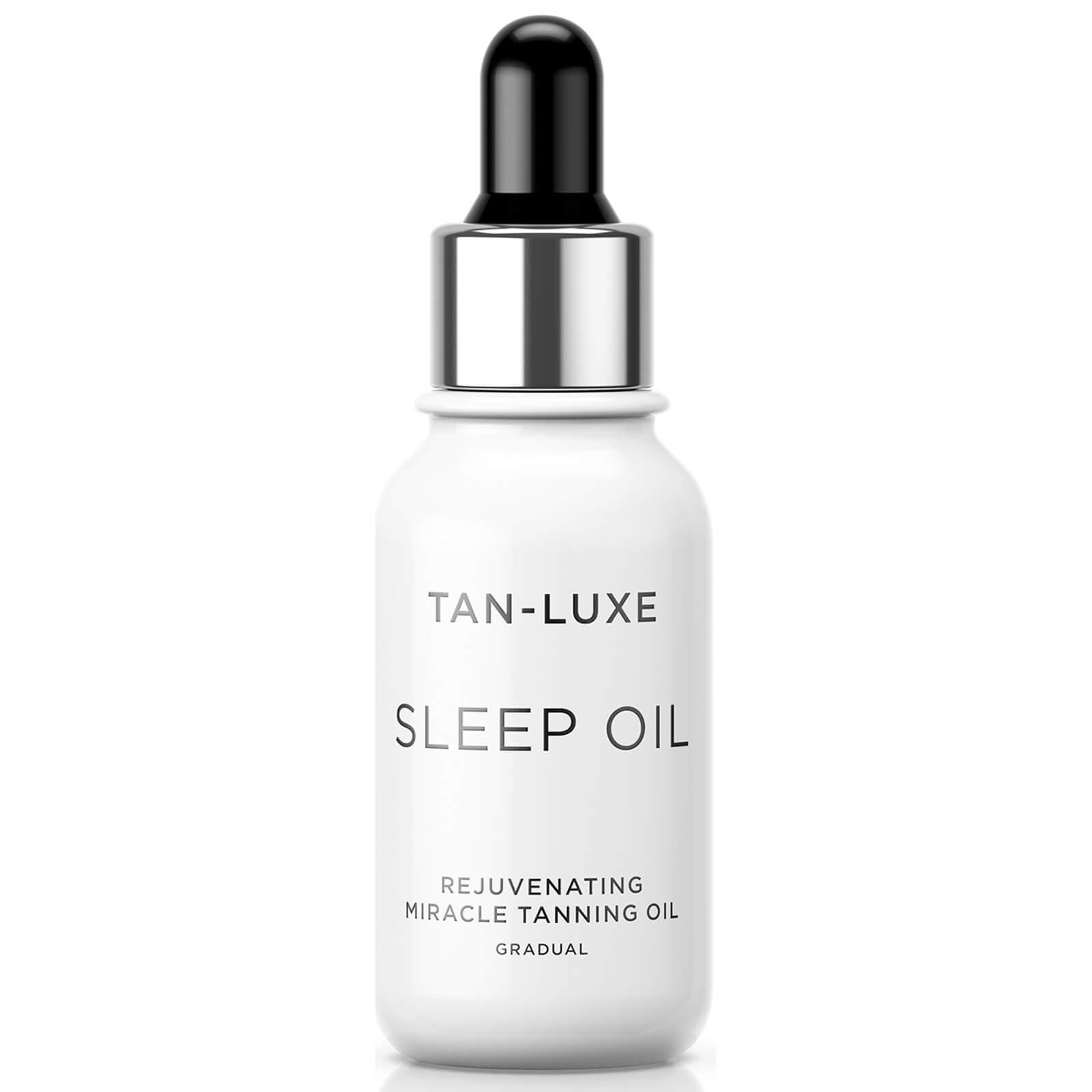 Tan-Luxe Sleep Oil Rejuvenating Miracle Tanning Oil 20ml