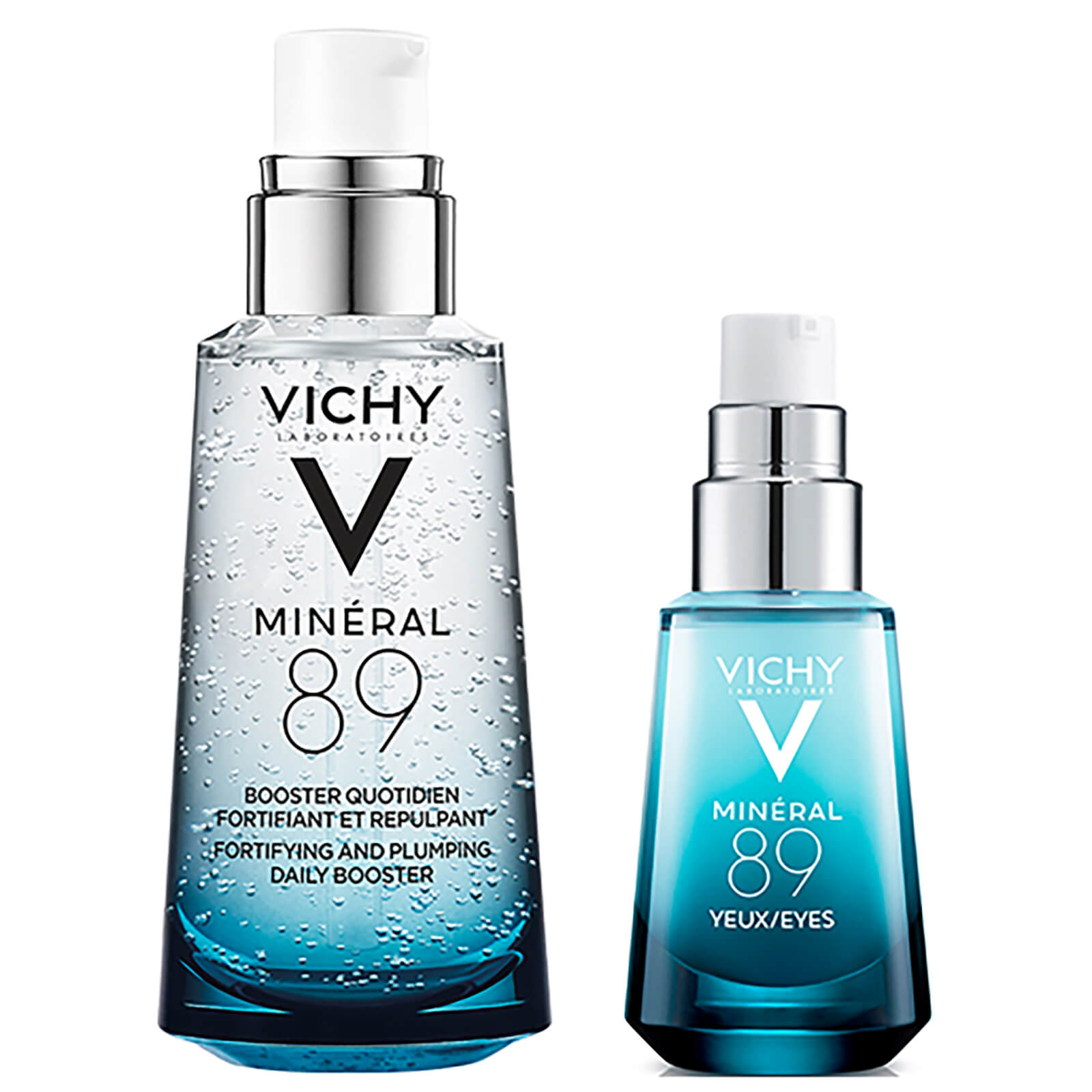 VICHY Mineral 89 Hyaluronic Acid Bundle