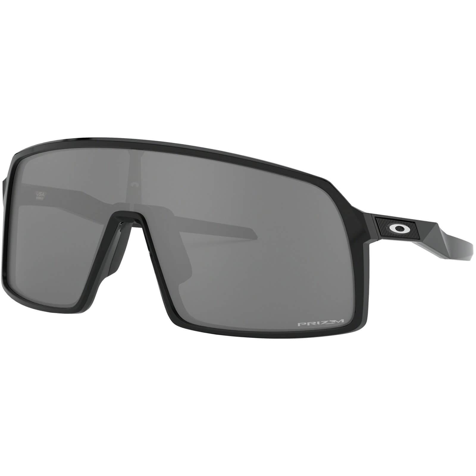 Oakley Sutro Sunglasses - Polished Black/Prizm Black
