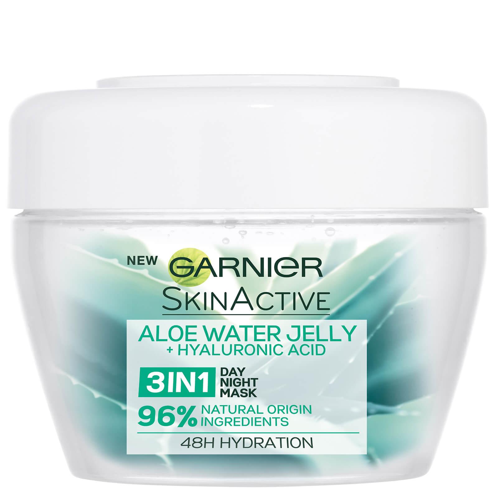 garnier skin active 3-in-1 hydrating aloe water jelly 150ml