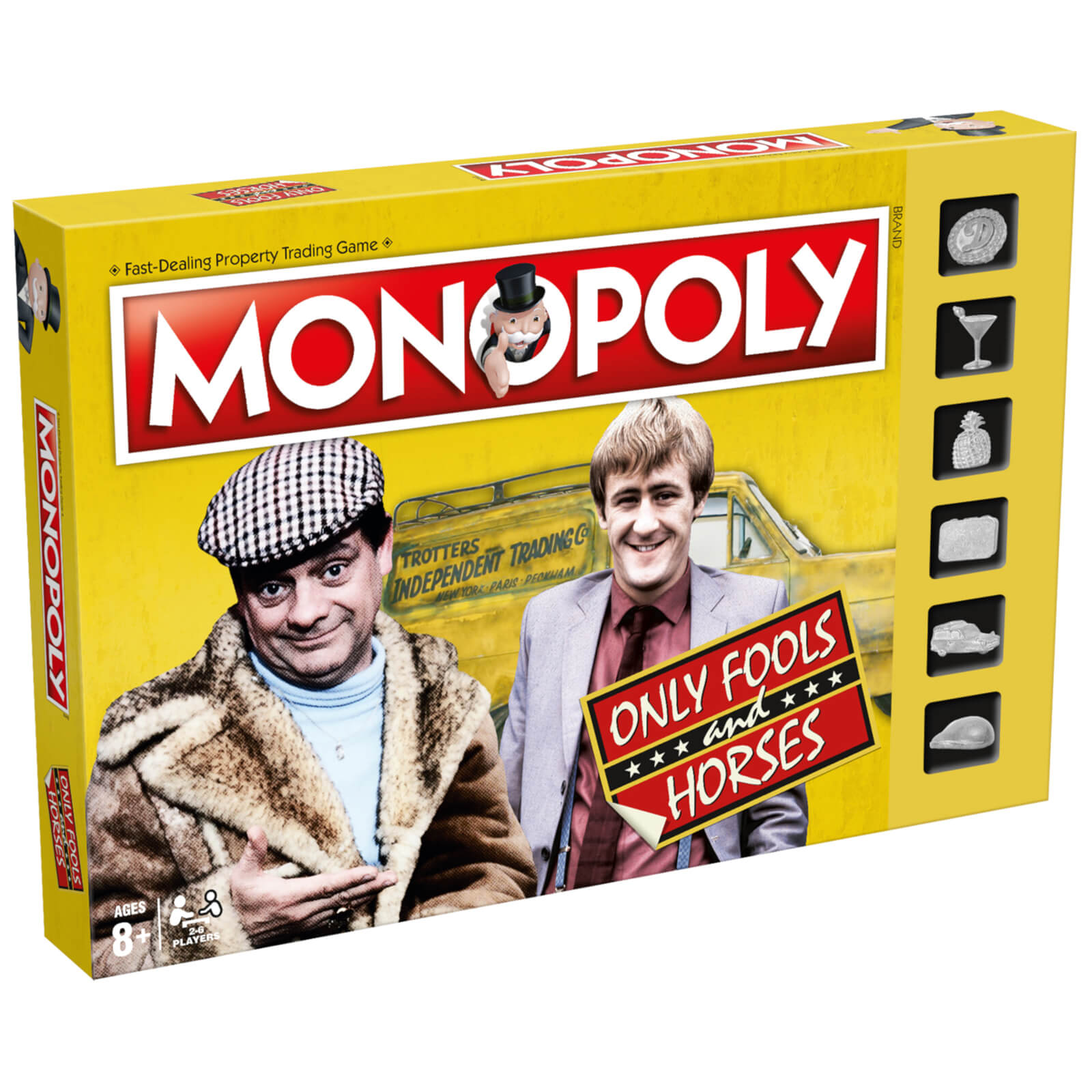 Image of Monopoly Board Game - Only Fools and Horses Edition