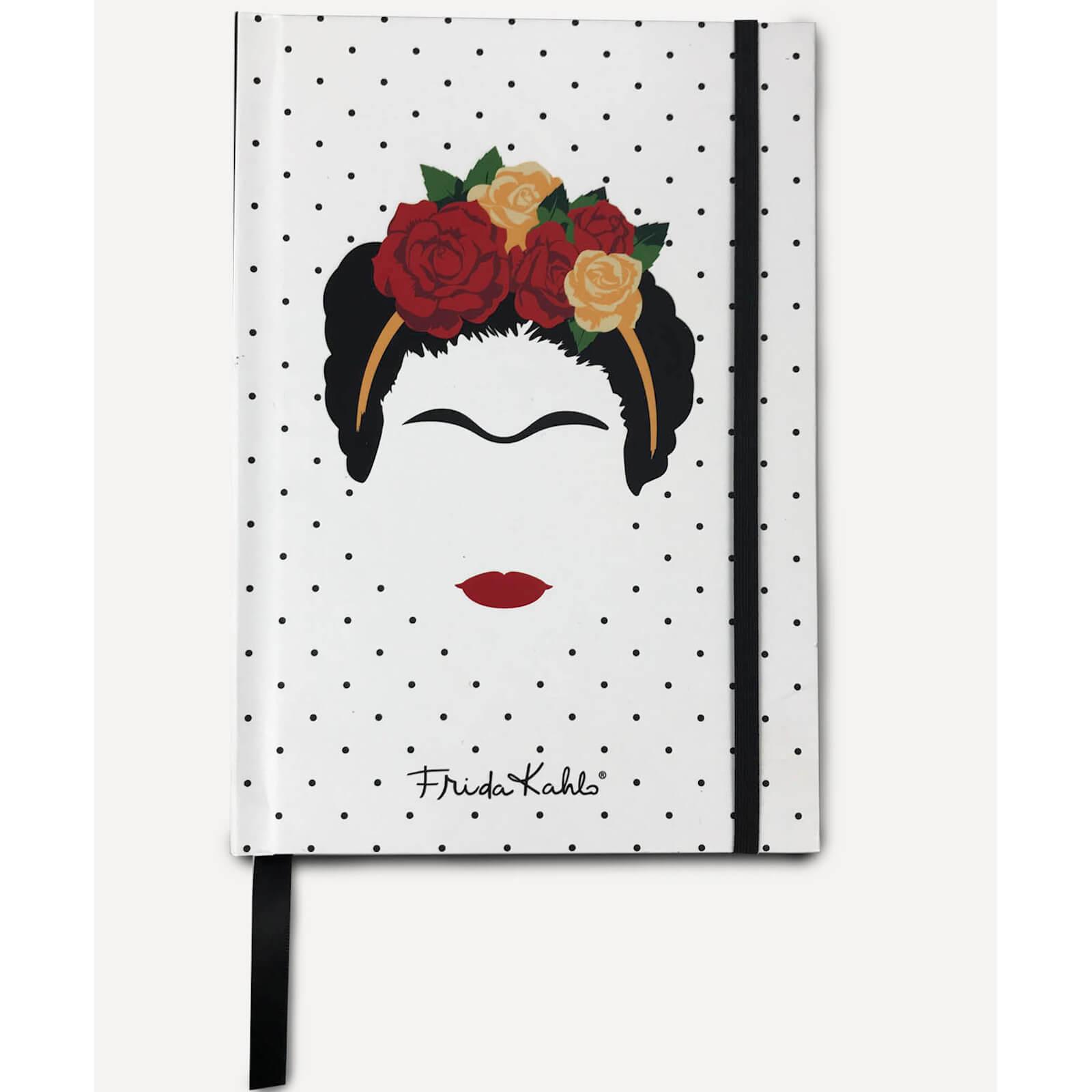 Image of Frida Kahlo Minimalist Notebook