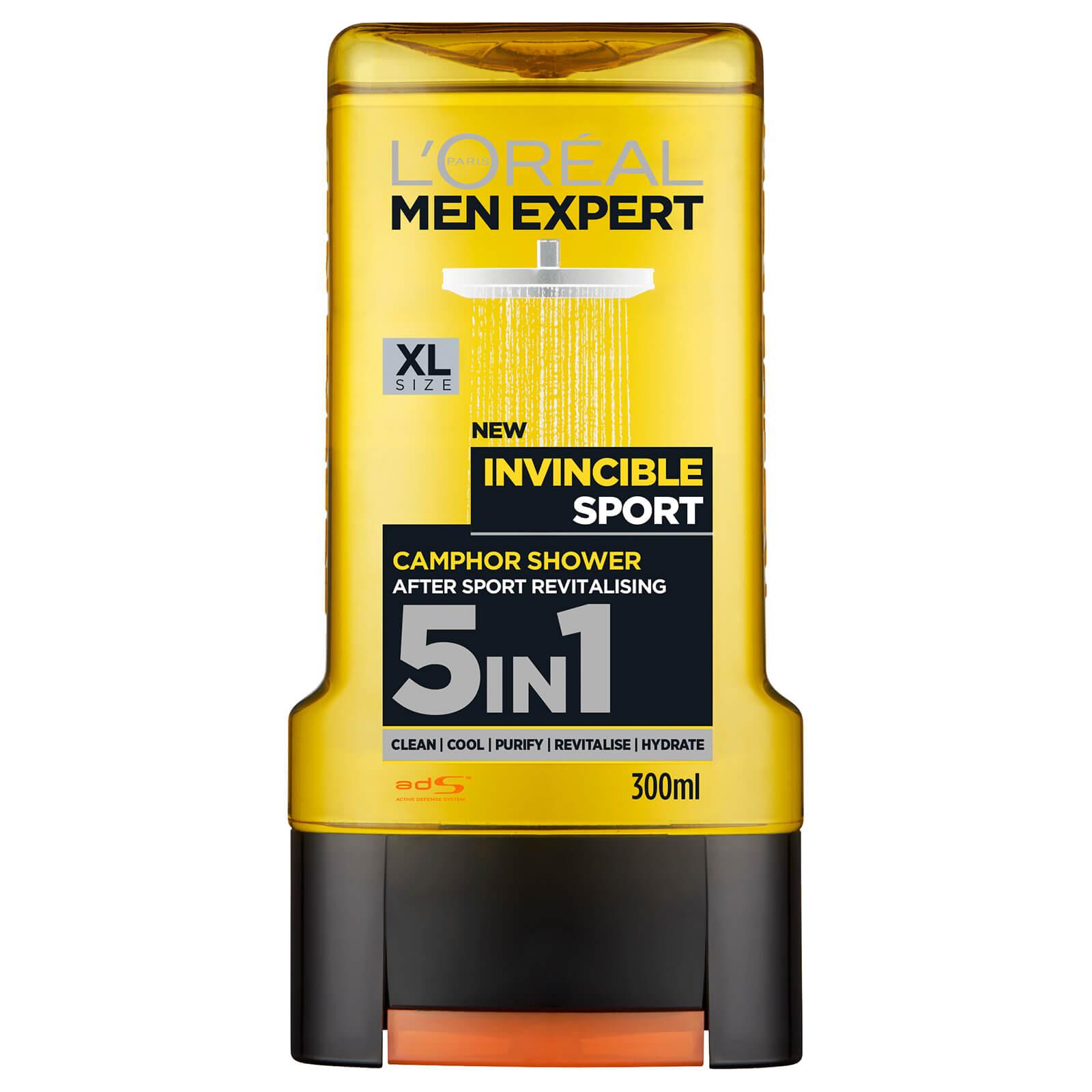 Купить L'Oréal Men Expert Invincible Sport 5-in-1 Shower Gel 300ml