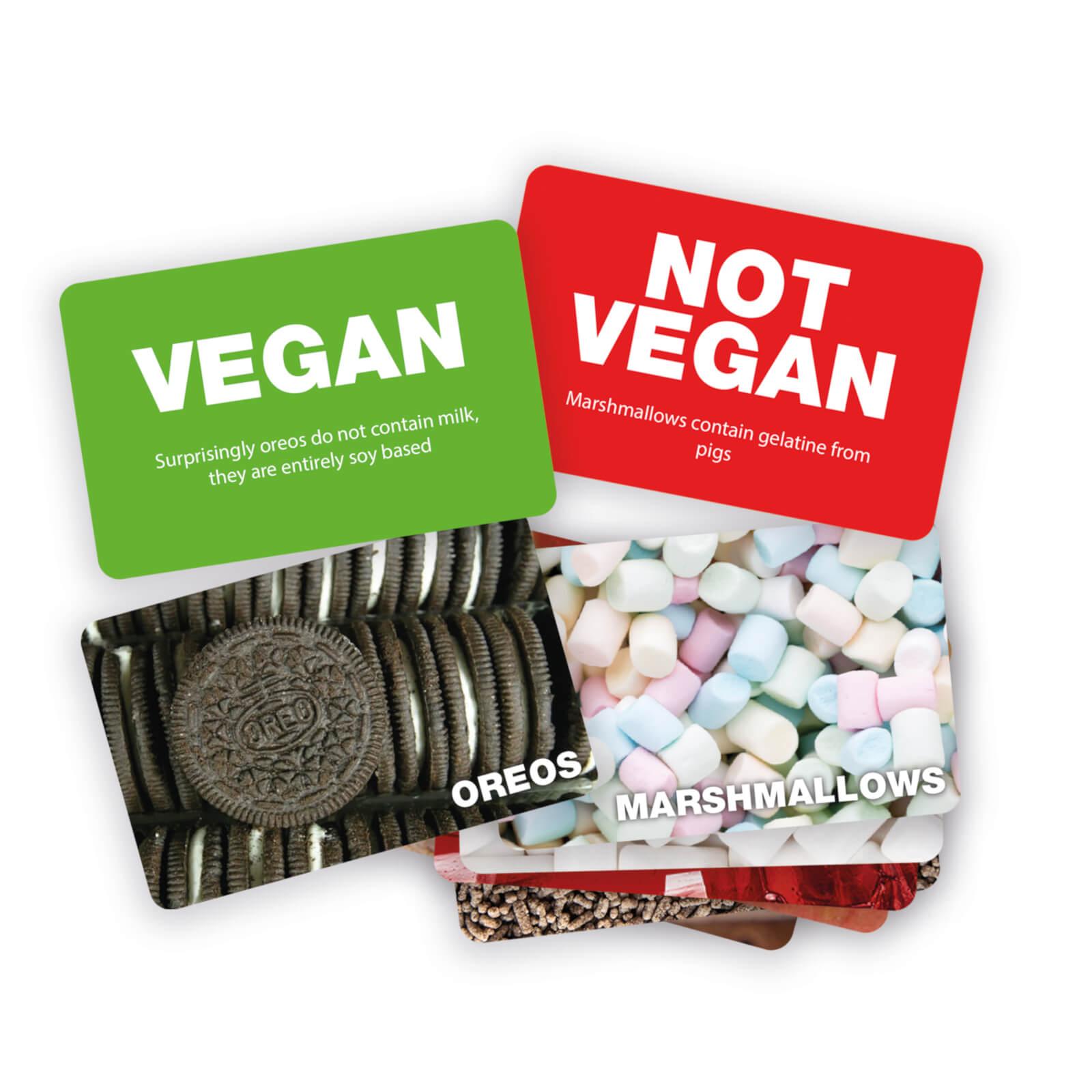 Image of Vegan Not Vegan Card Game