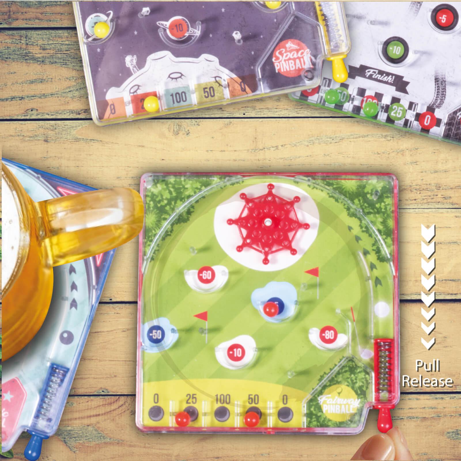 Image of Pinball Coasters