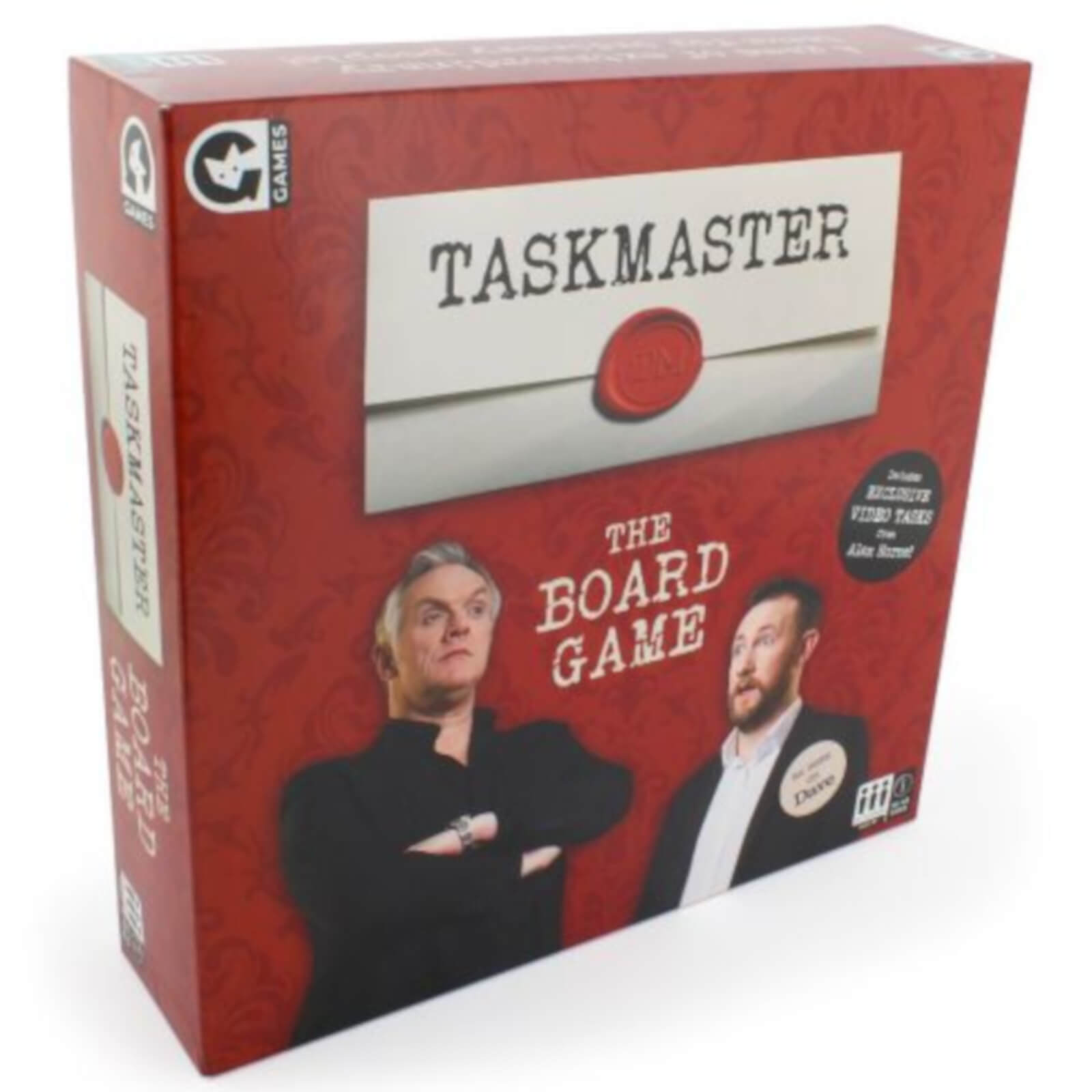 Image of Taskmaster Board Game