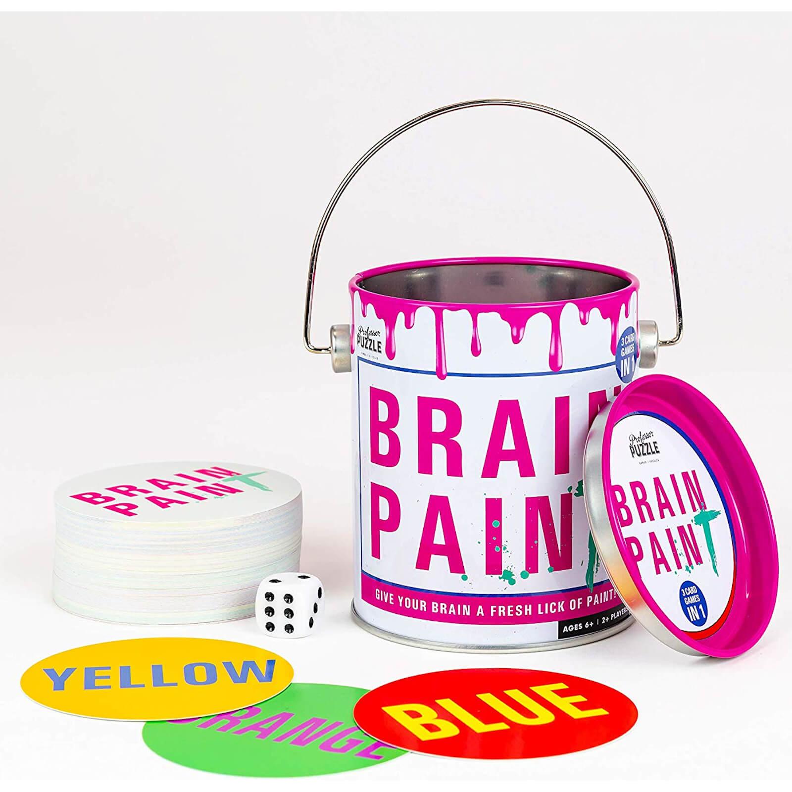 Image of Brain Training - Brain Paint