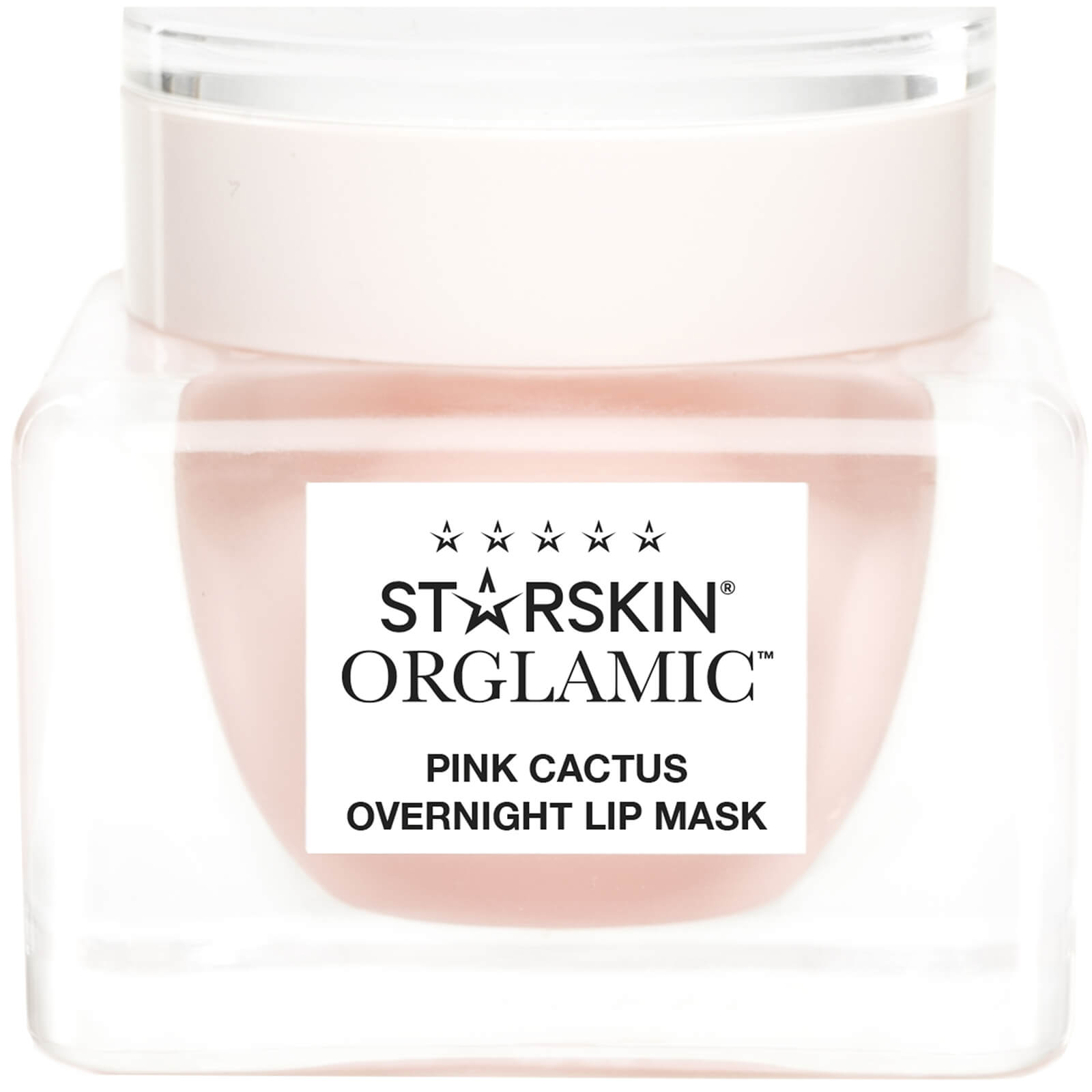 Купить STARSKIN Orglamic Pink Cactus Foaming Lip Mask Nourish and Plump 0.51 fl. oz
