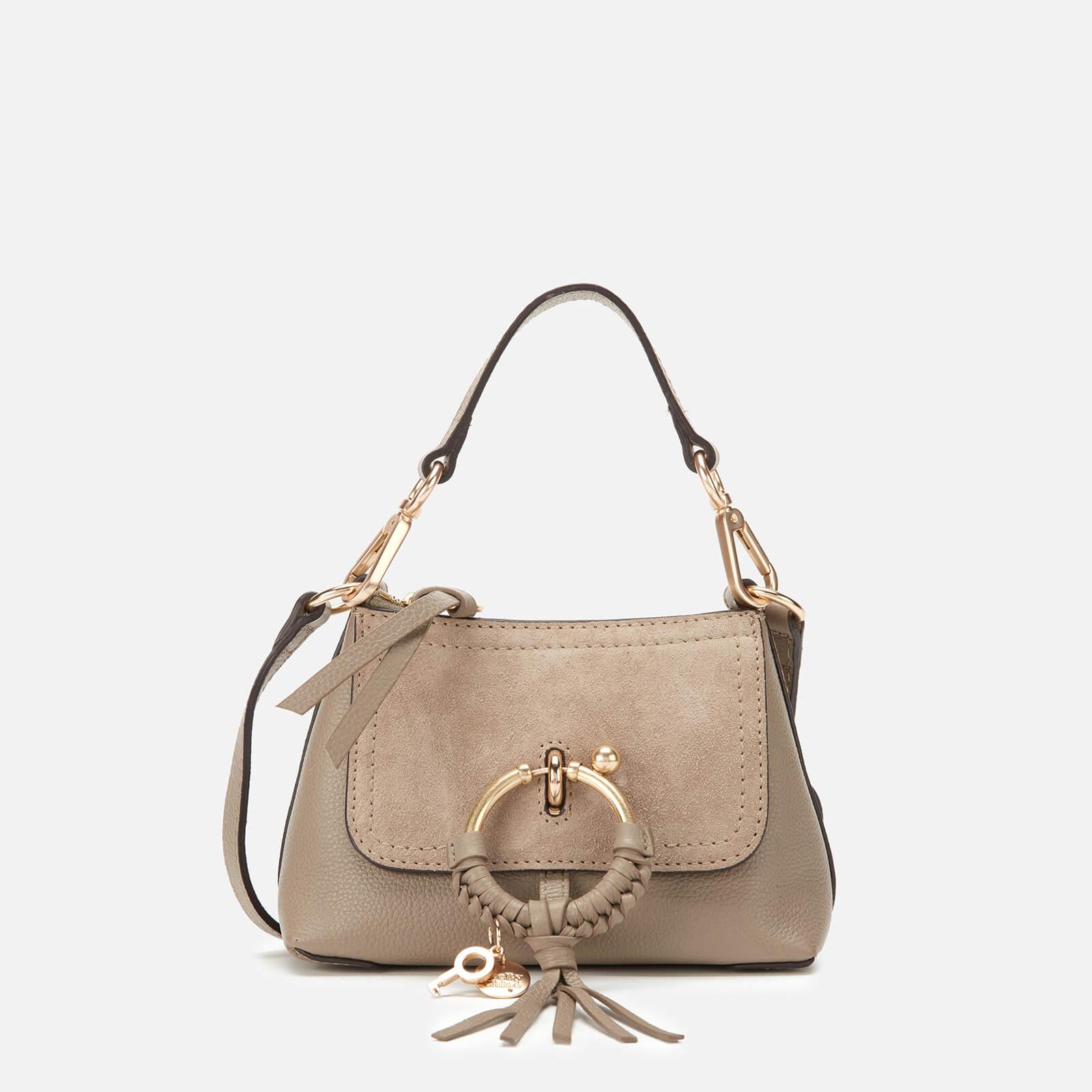 See by Chloé Women's Mini Joan Cross Body Bag - Motty Grey