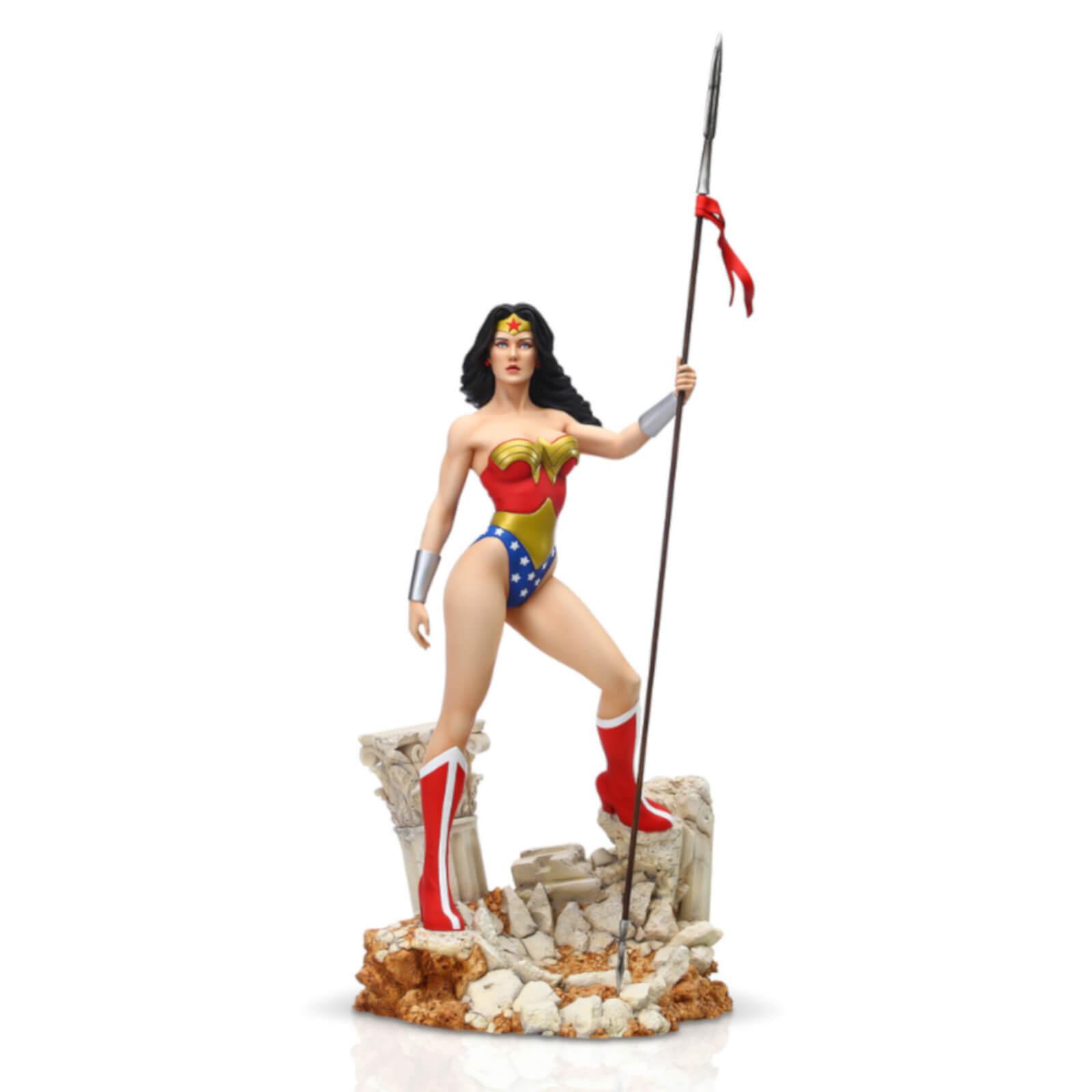 Image of Grand Jester Studios DC Comics Wonder Woman 1:6 Scale Statue - 46cm