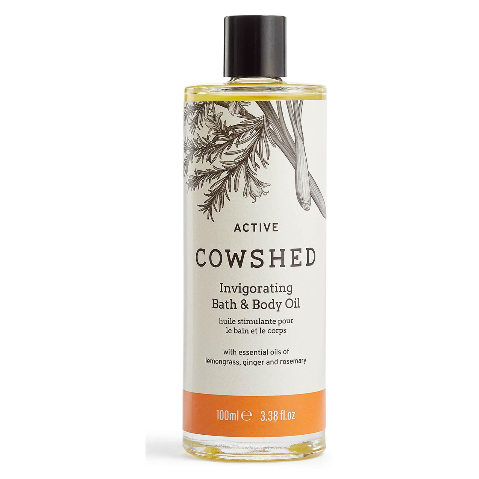 Купить Cowshed ACTIVE Invigorating Bath & Body Oil 100ml