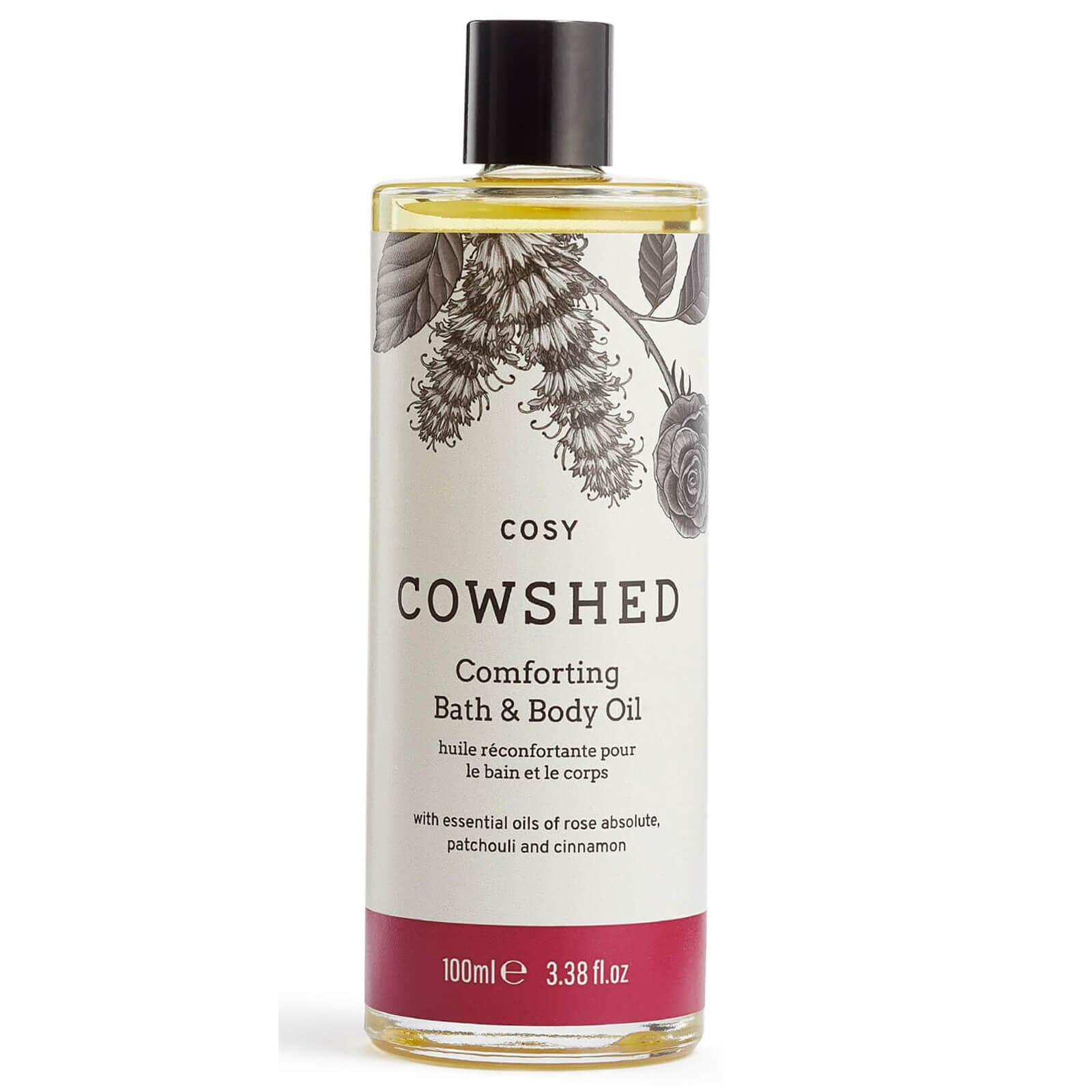 Купить Cowshed COSY Comforting Bath & Body Oil 100ml