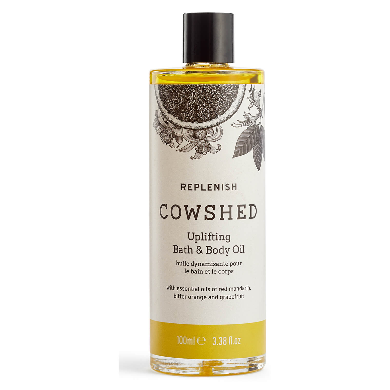 Купить Cowshed REPLENISH Uplifting Bath & Body Oil 100ml