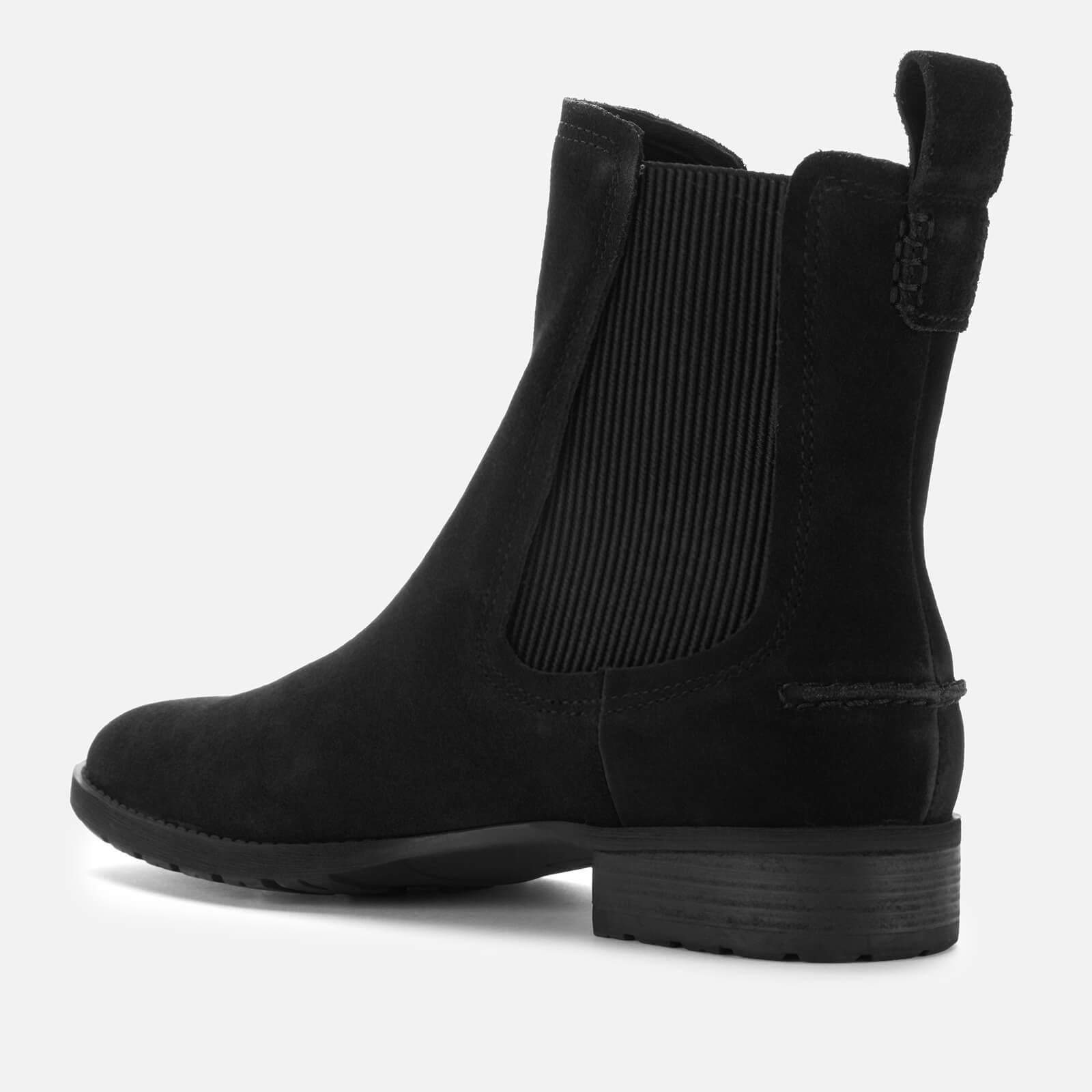 Ugg Women's Hillhurst Ii Chelsea Boots - Black - Uk 4