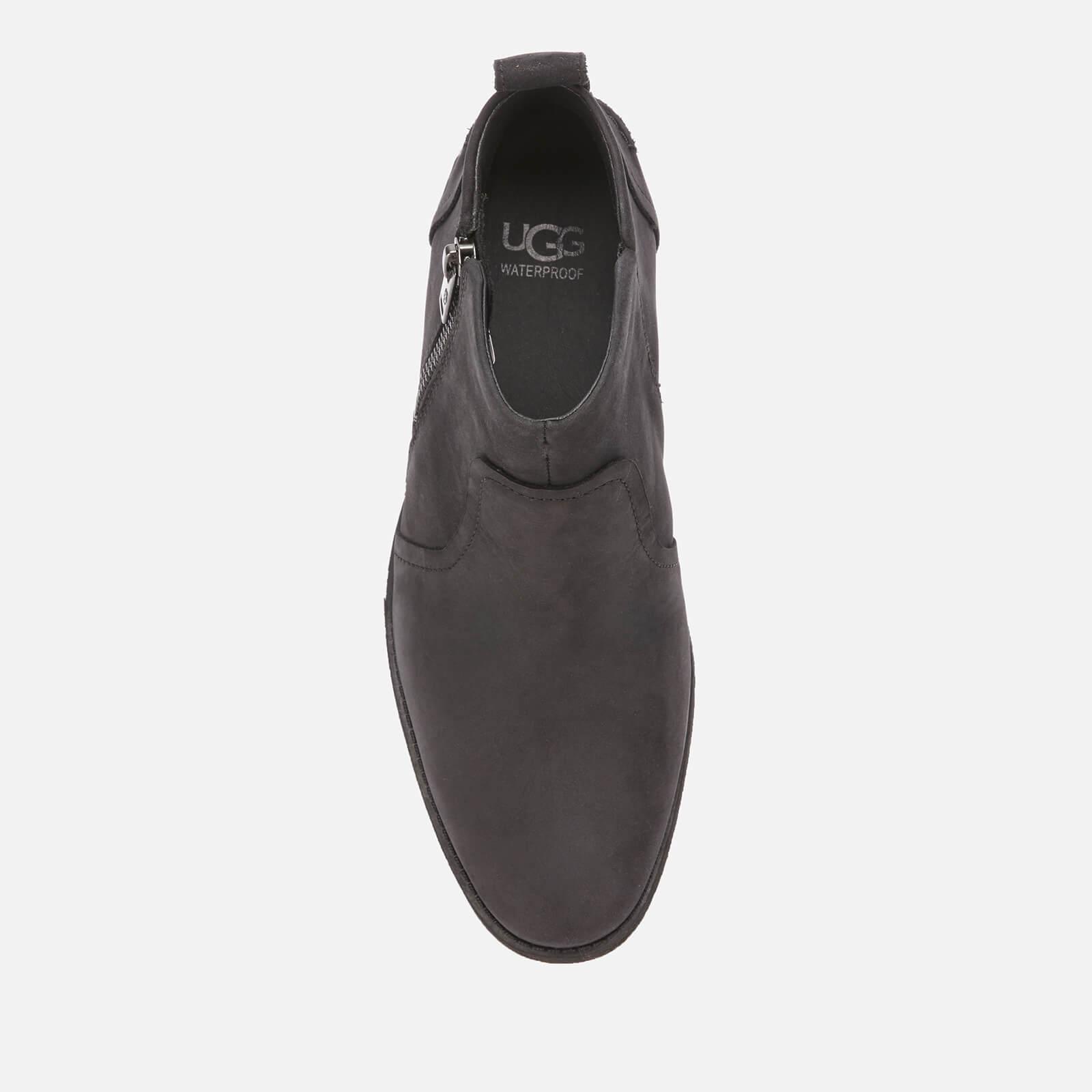 Ugg Women's Aureo Ii Waterproof Ankle Boots - Black - Uk 3