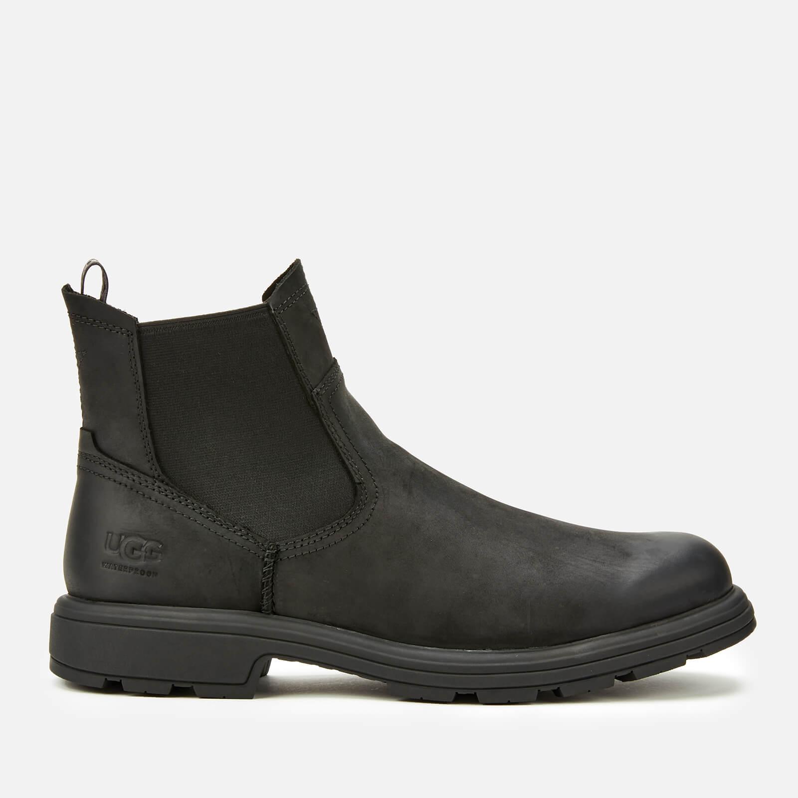Ugg Men's Biltmore Chelsea Boots - Black - Uk 7