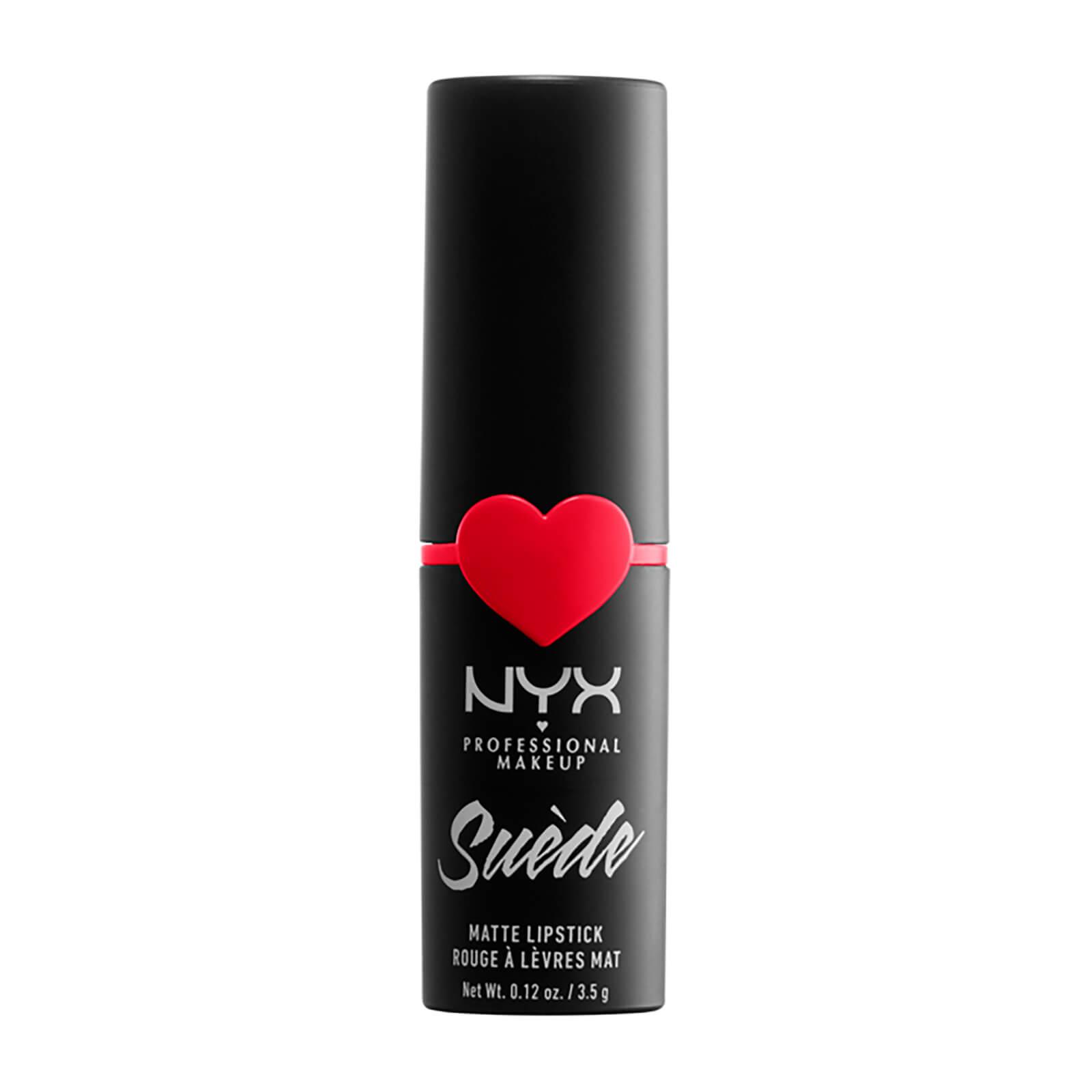 NYX Professional Makeup Suede Matte Lipstick (Various Shades) - Kitten Heels