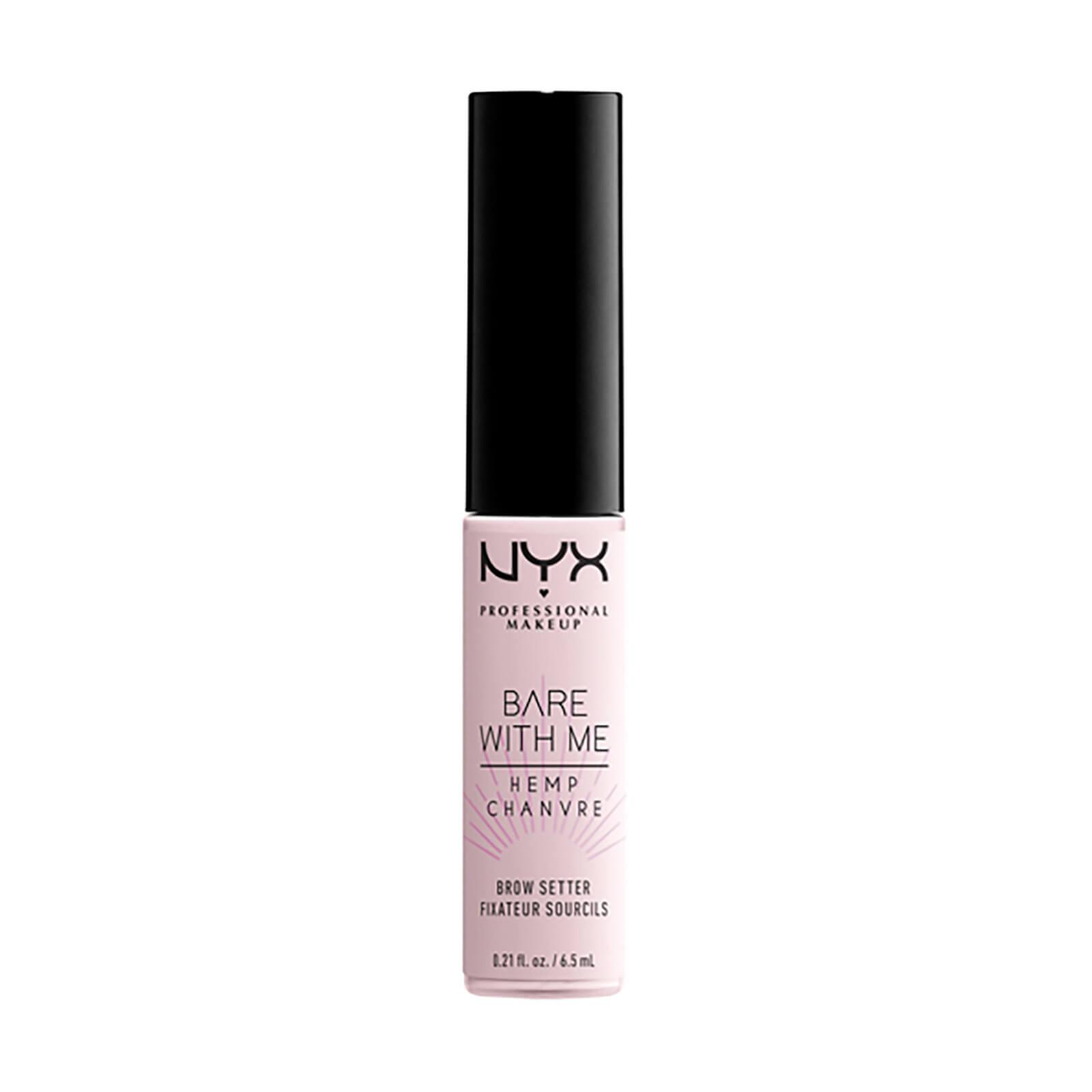 Купить NYX Professional Makeup Bare With Me Hemp High Eyebrow Gel Setter 6.5ml