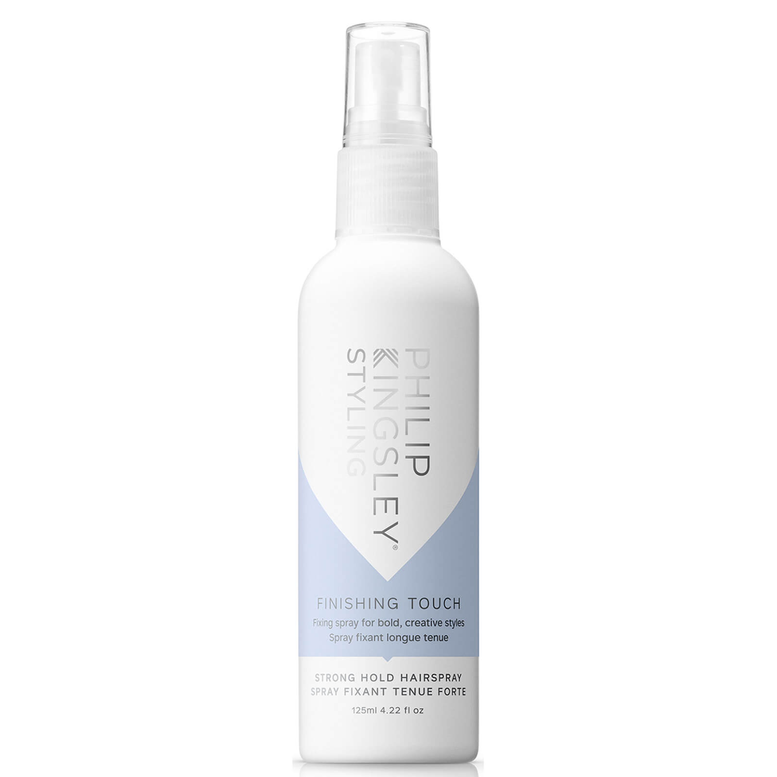 Philip Kingsley Finishing Touch Strong Hold Hair Spray 125ml