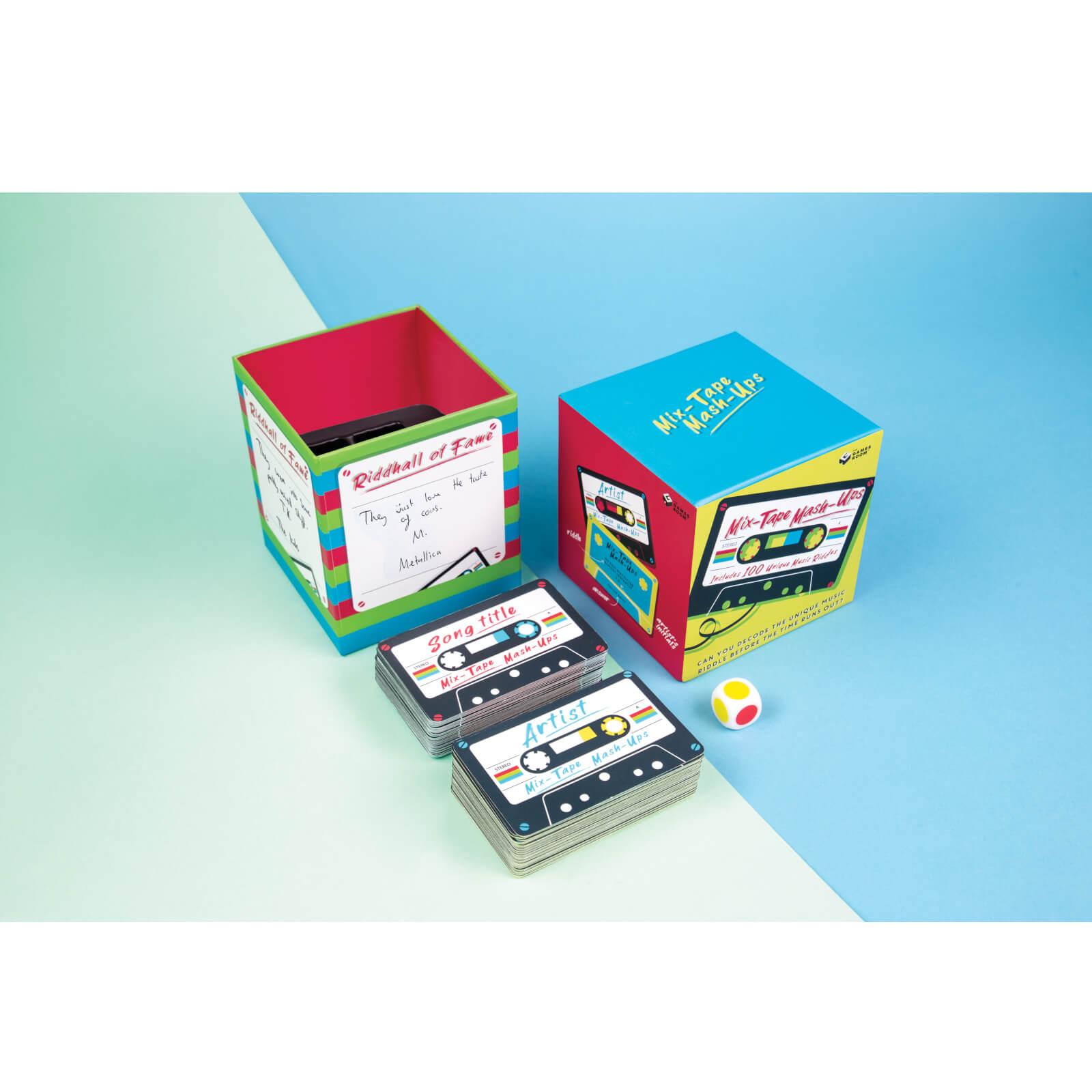 Image of Mix Tape Mash Ups Game