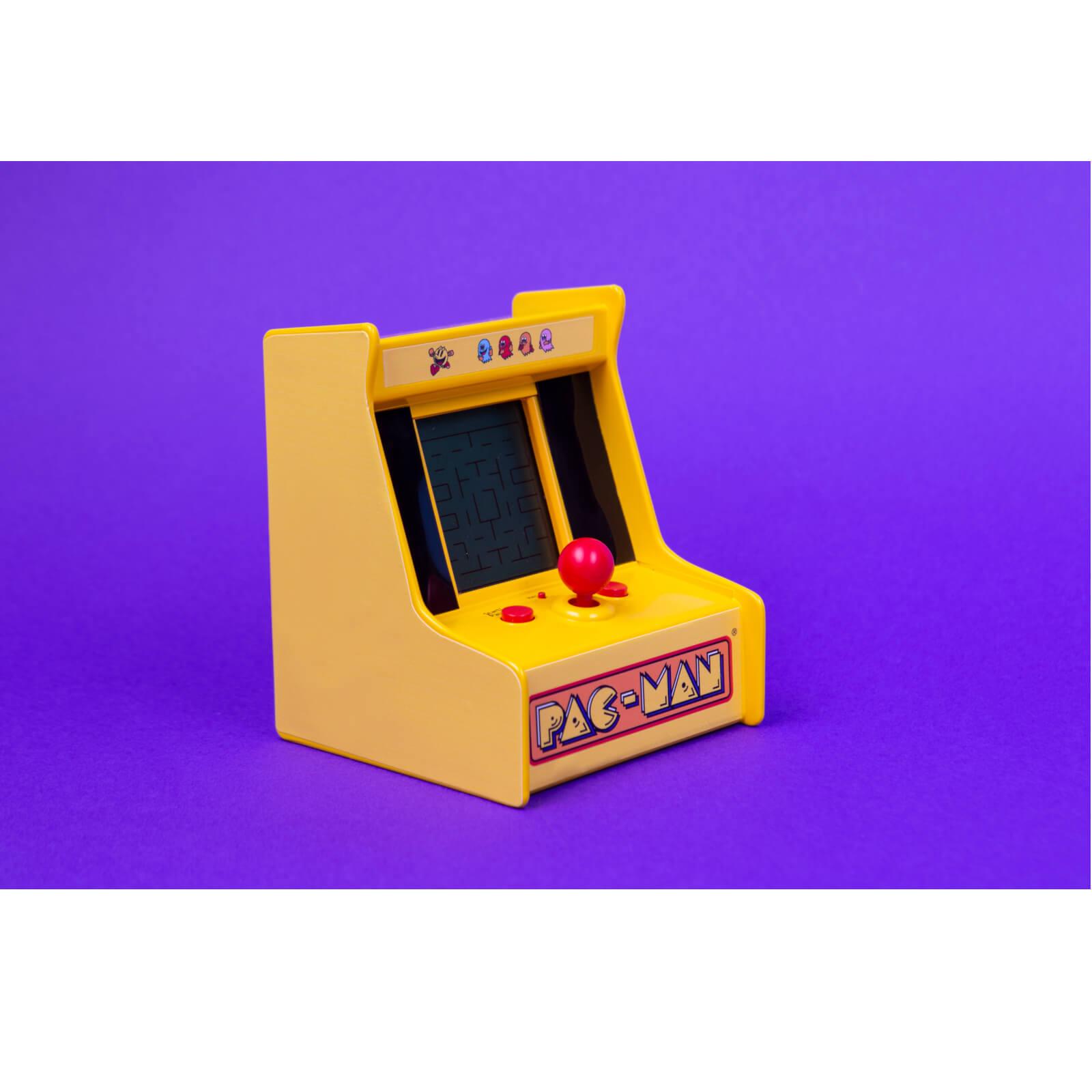 Image of Pac Man Desktop Arcade Game