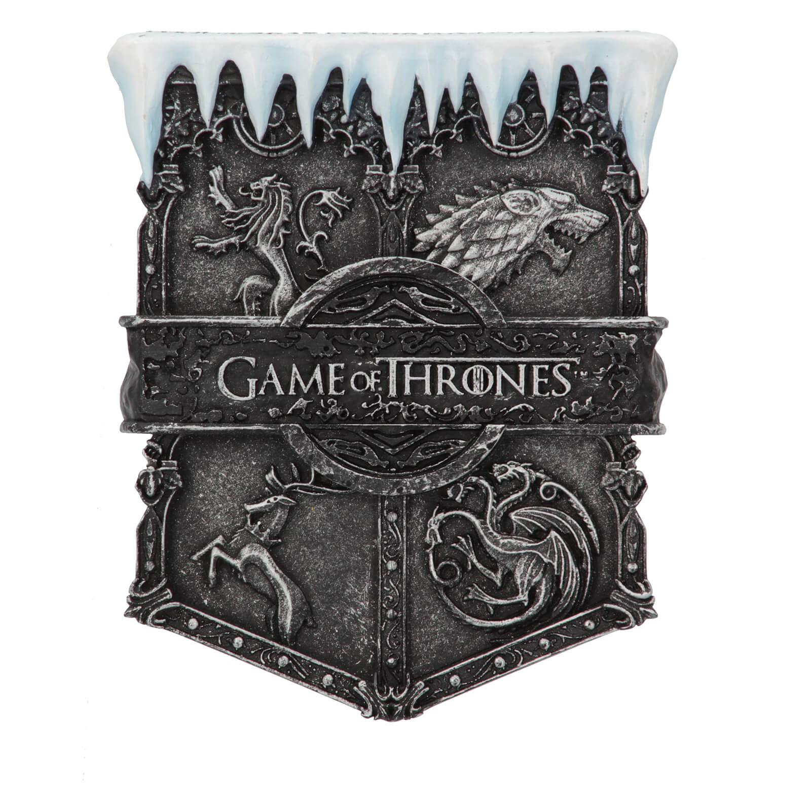 Game of Thrones Ice Sigil Magnet