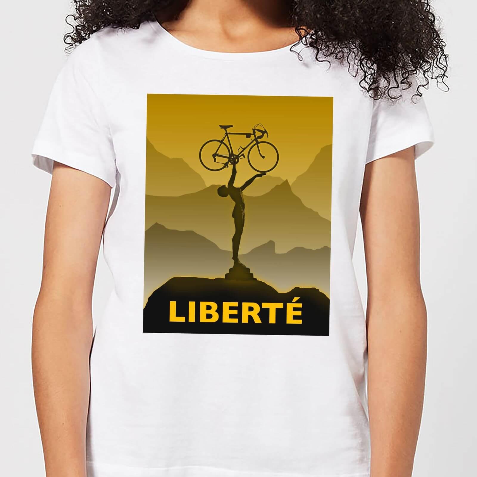 Mark Fairhurst Liberte Women's T-Shirt - White - S - Weiß