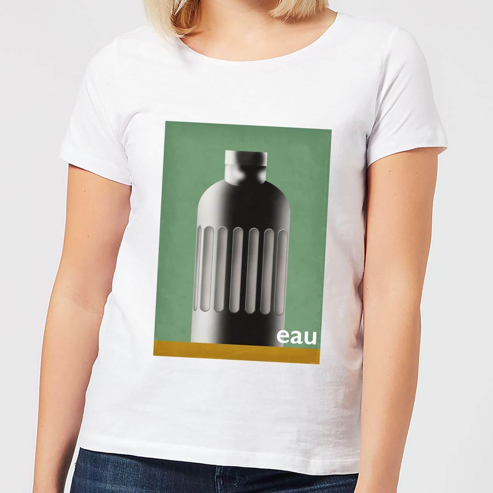 Mark Fairhurst Eau Women's T-Shirt - White - XL - White