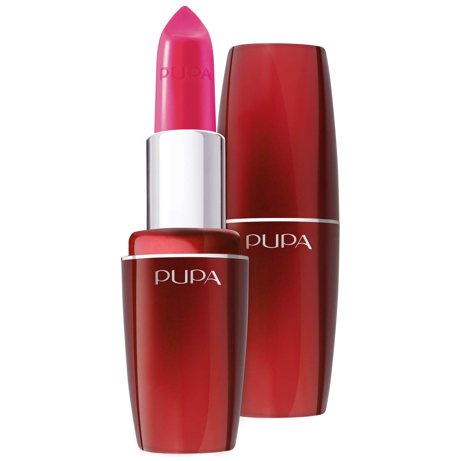 Купить PUPA Volume Enhancing Lipstick (Various Shades) - Pop Fuchsia