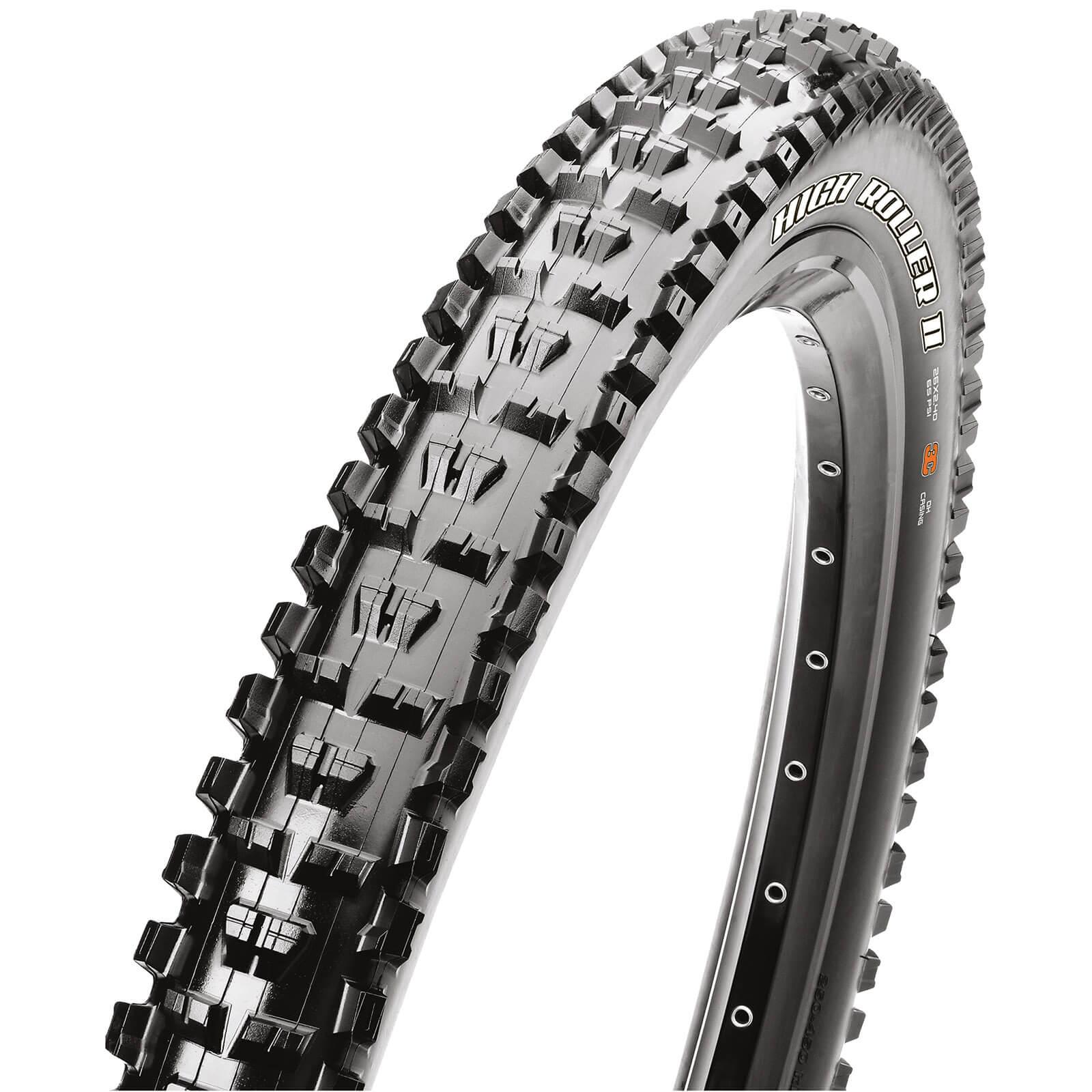 Maxxis High Roller II+ Folding 3C TR EXO Tyre - 27.5in x 3.00in