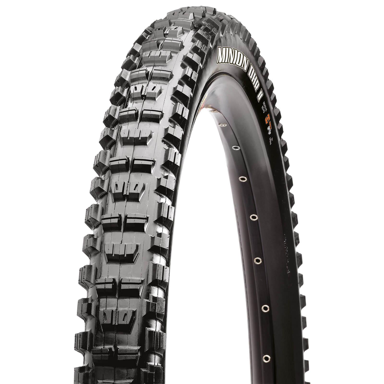 Maxxis Minion DHR II Folding 3C TR EXO+ Tyre - 29in x 2.60in