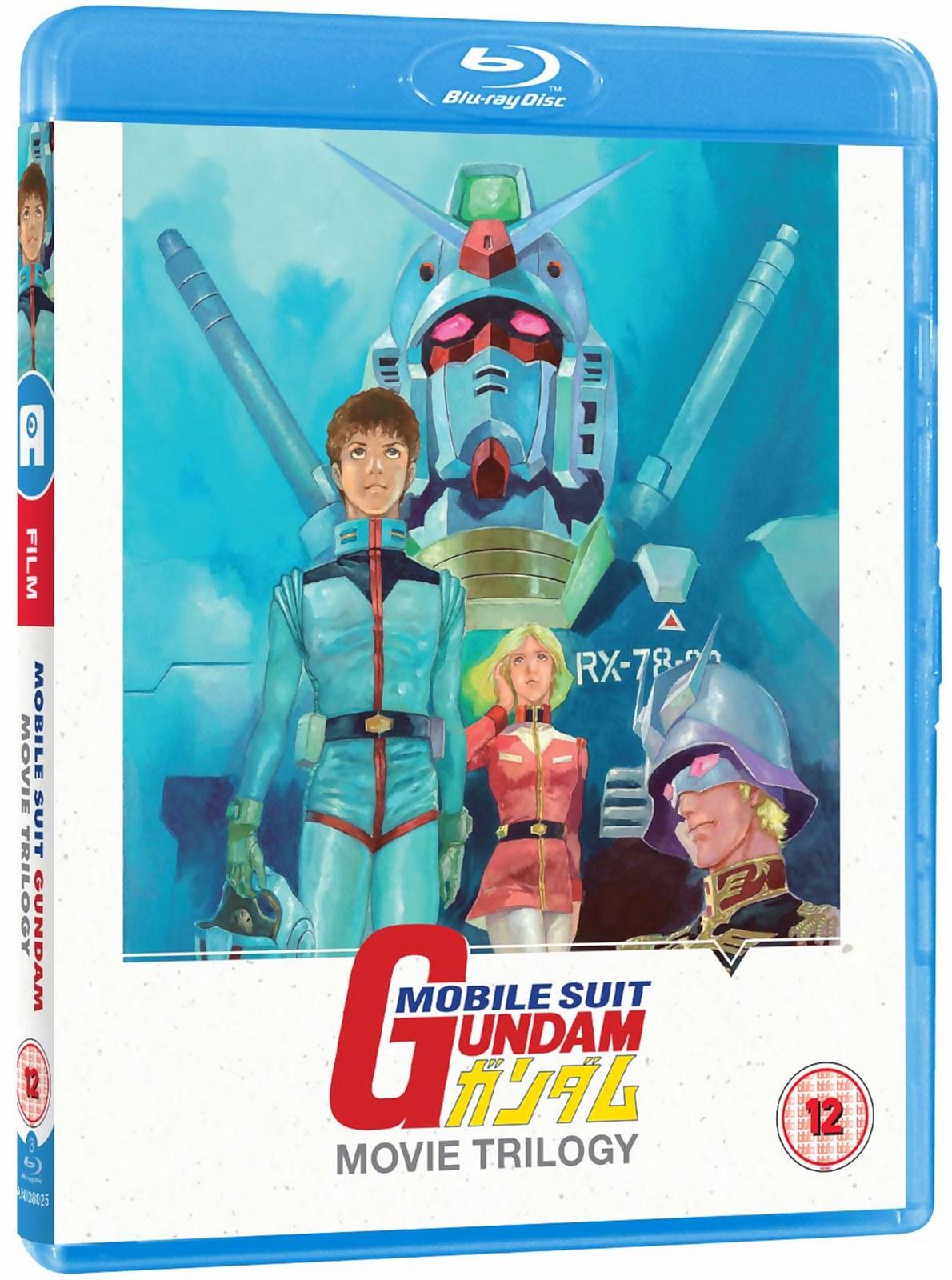 Mobile Suit Gundam Movie Trilogy - Standard Edition