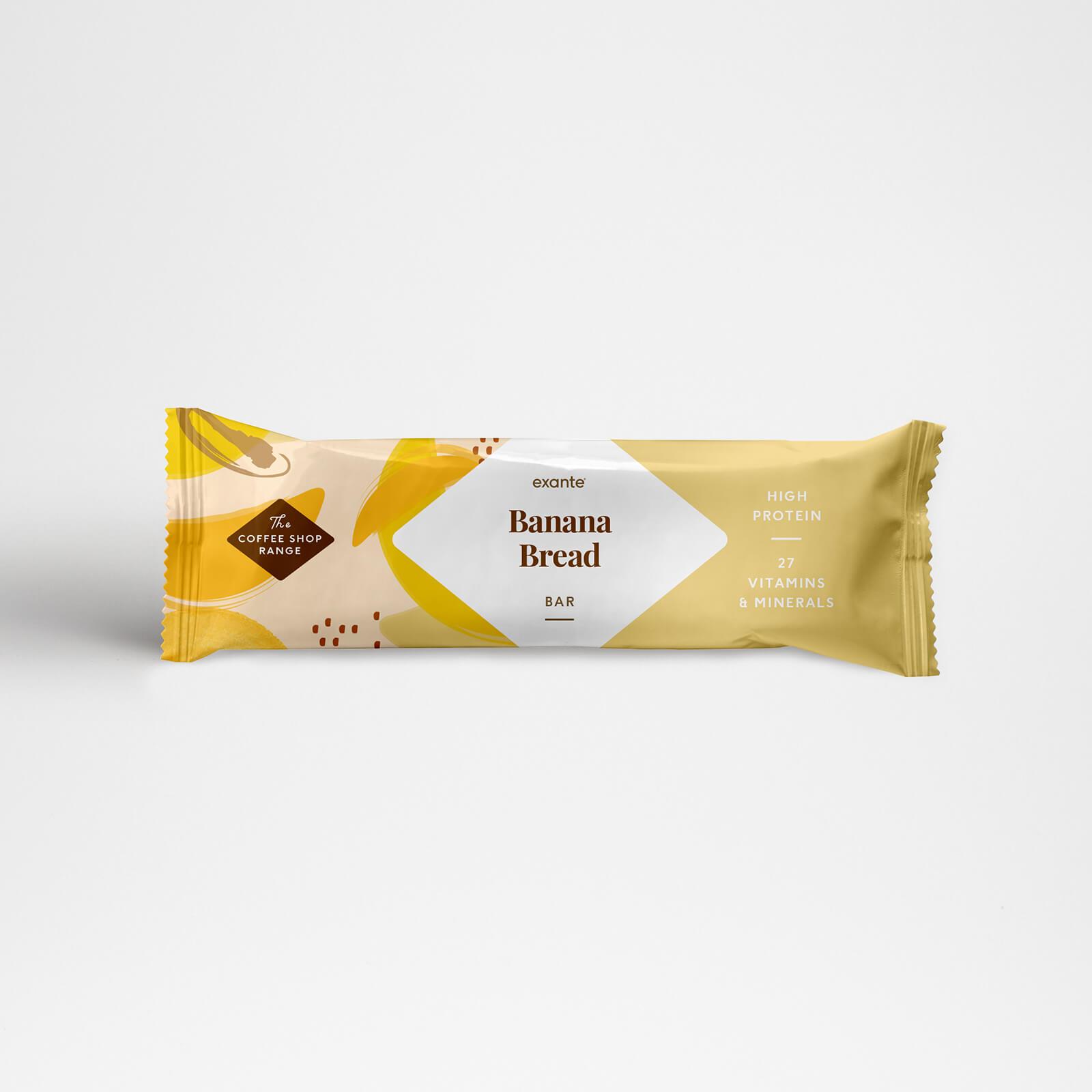 Bananenbrot Riegel (7er Box)