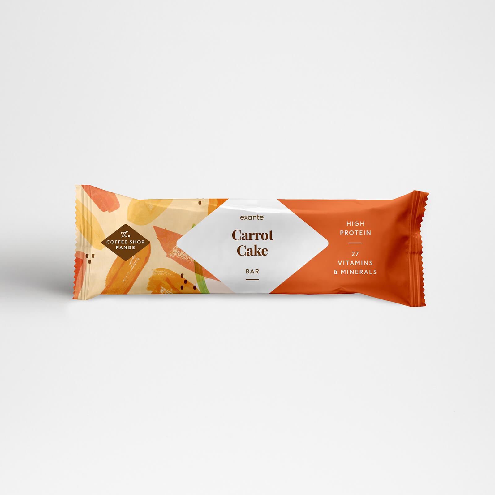 Karottenkuchen Riegel (7er Box)