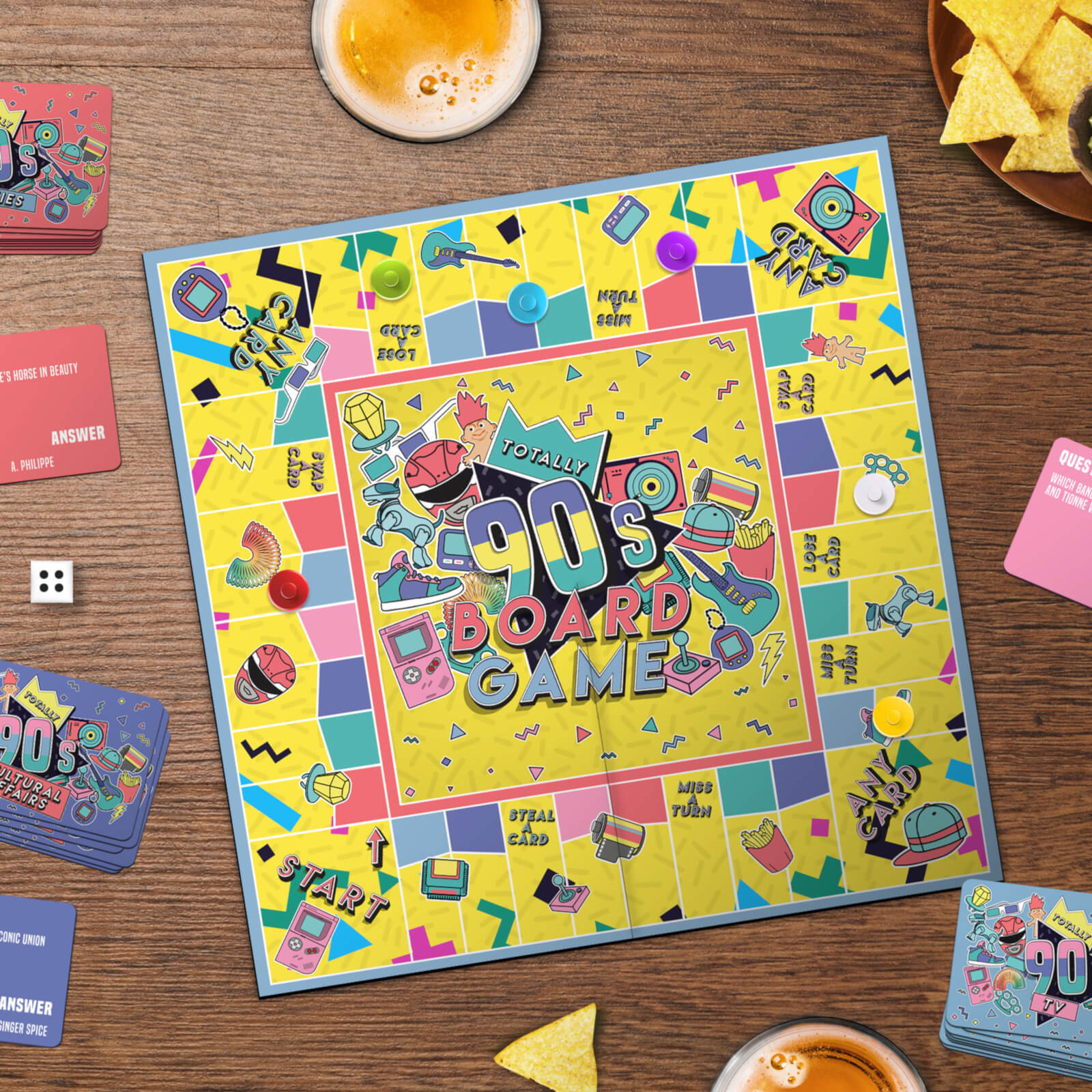 Image of Totally 90s Board Game