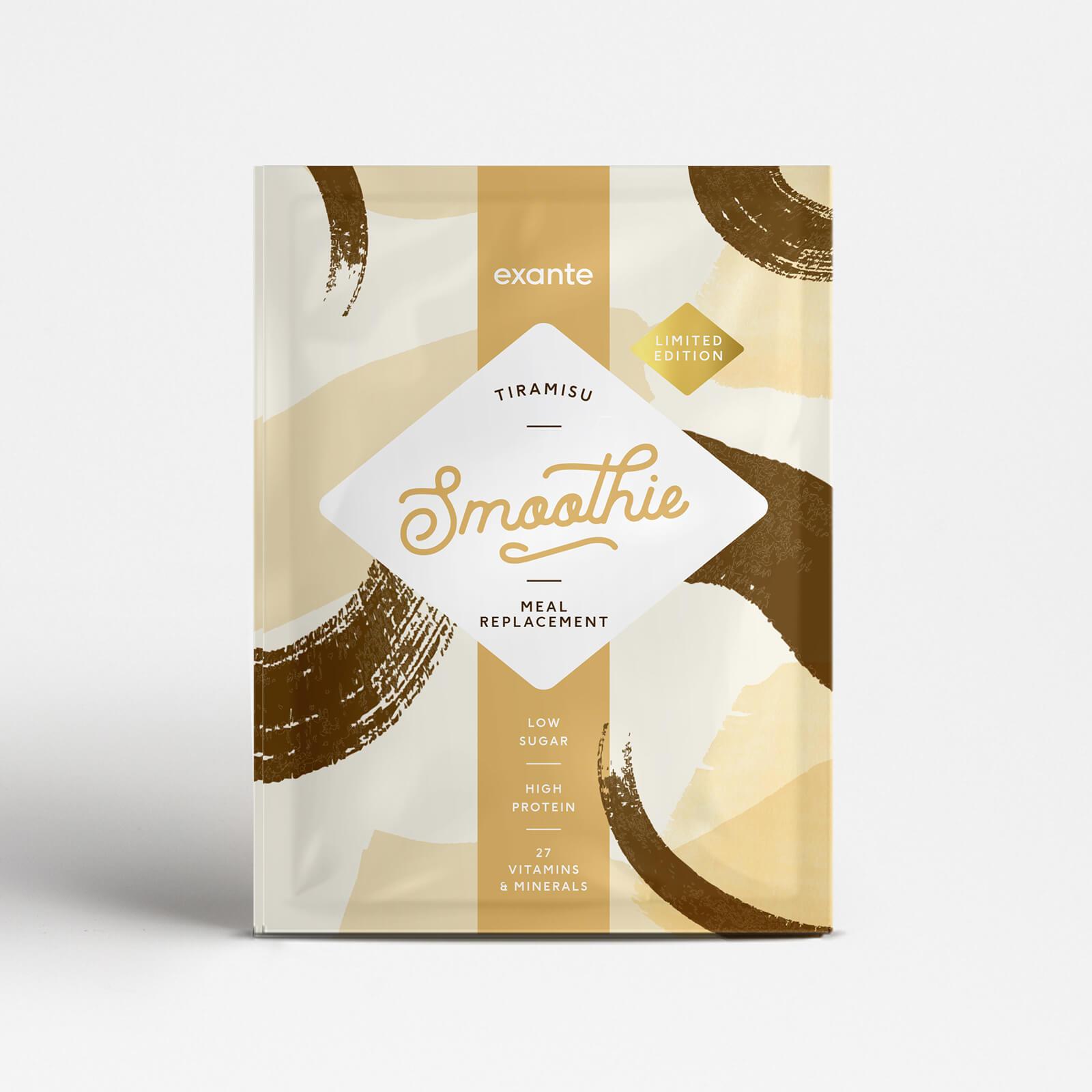Zuckerreduzierter Tiramisu Shake (7er Box)