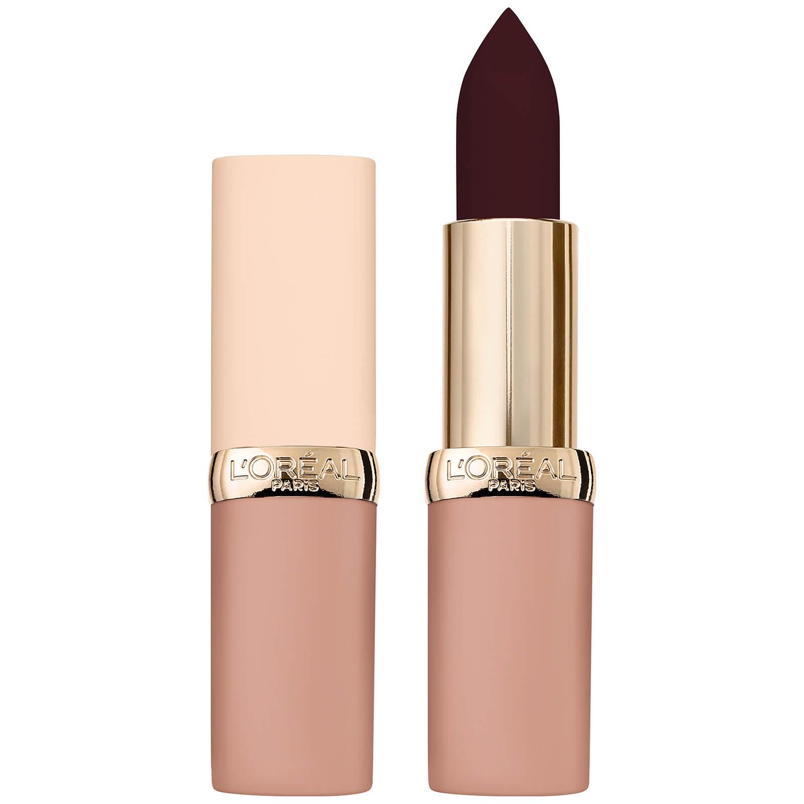 L'Oréal Paris Color Riche Ultra-Matte Nude Lipstick 5g (Various Shades) - 0 12 No Prejudice