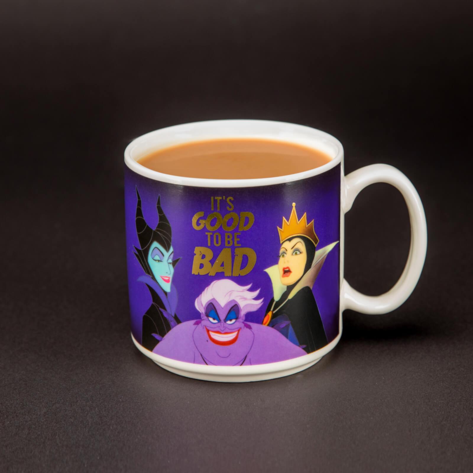 Image of Disney Villains 'It's Good To Be Bad' Mug