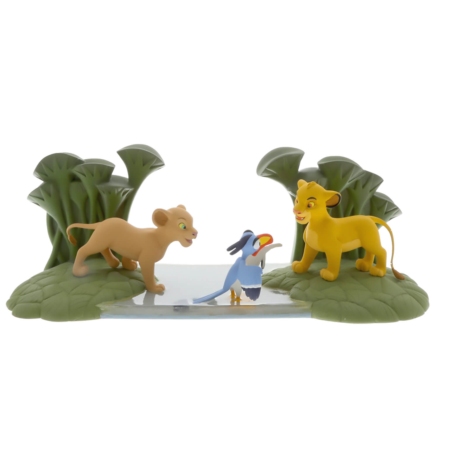 Image of Enchanting Disney Collection - Mighty King (The Lion King Figurine)