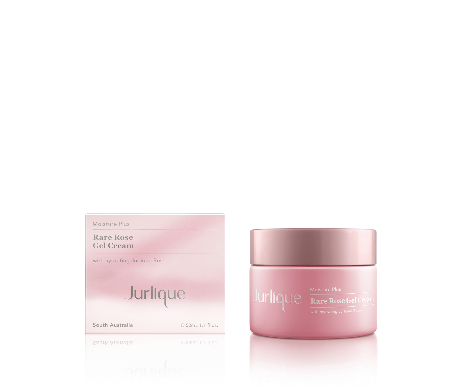 Купить Jurlique Moisture Plus Rare Rose Gel Cream 50ml