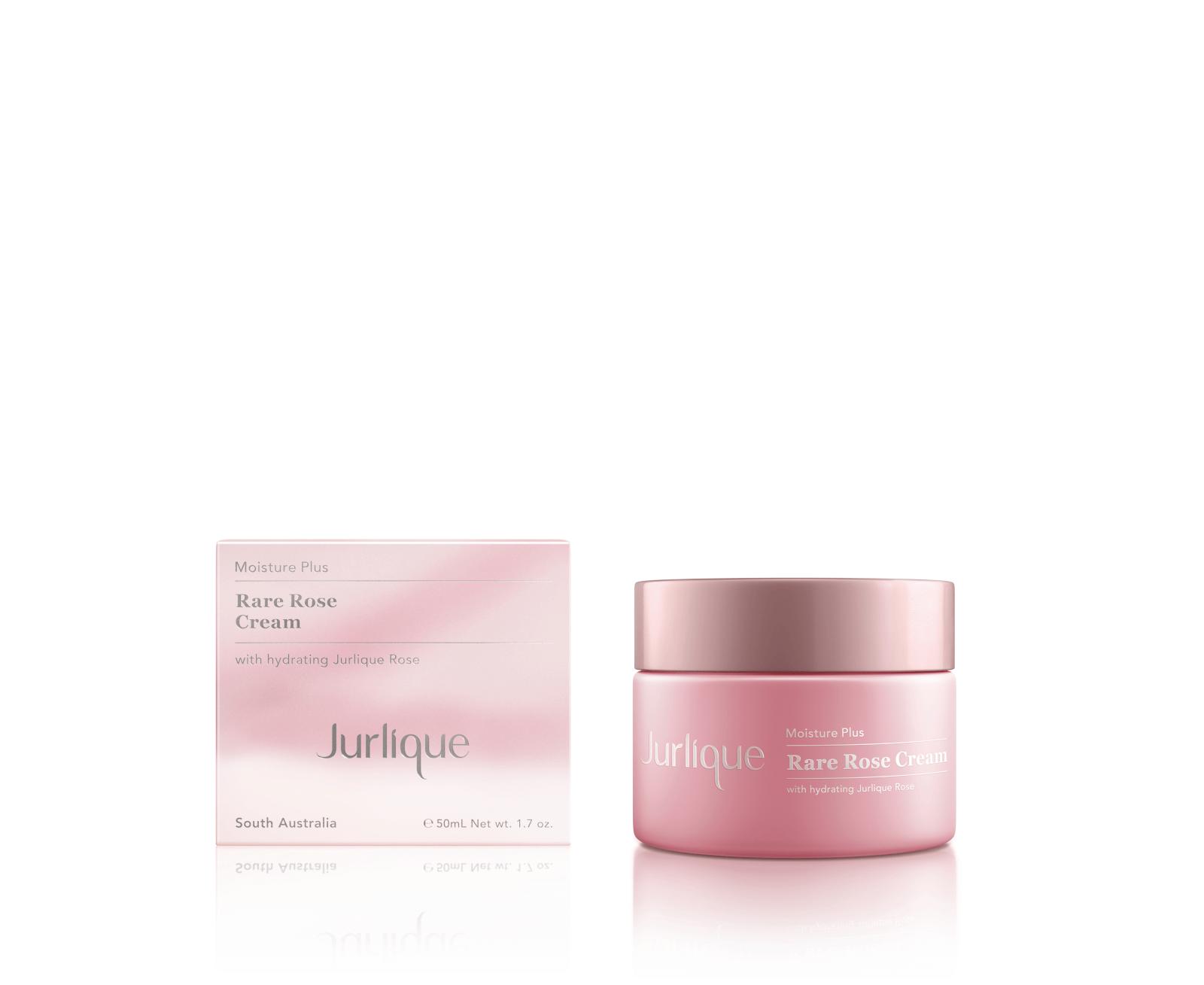 Купить Jurlique Moisture Plus Rare Rose Cream 50ml