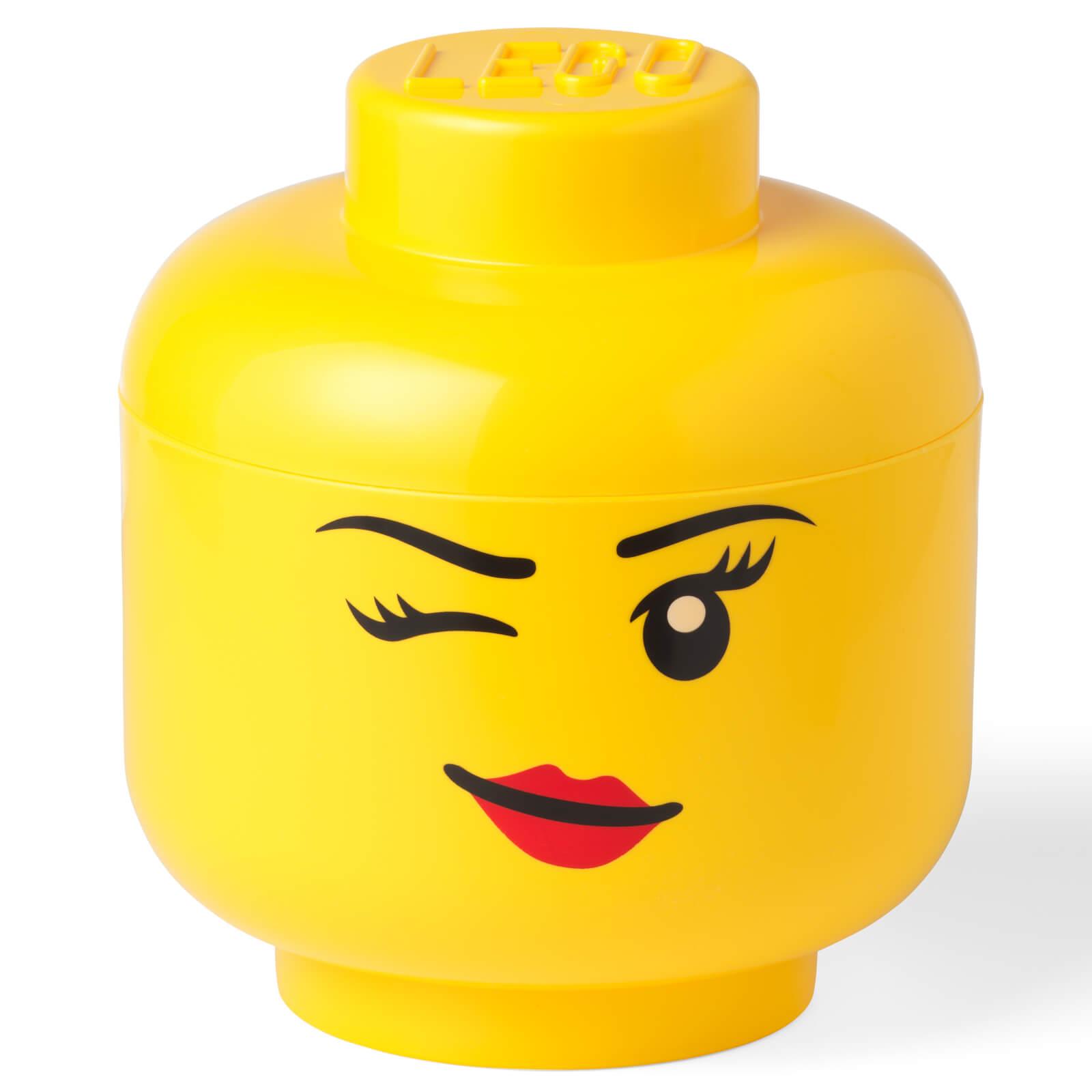 LEGO Storage Head Winky Small