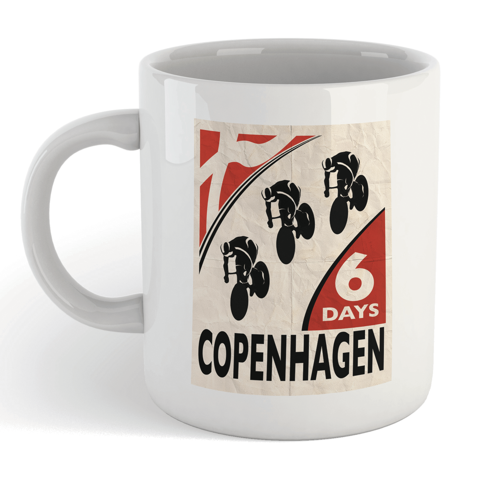 Six Days Copenhagen Mug