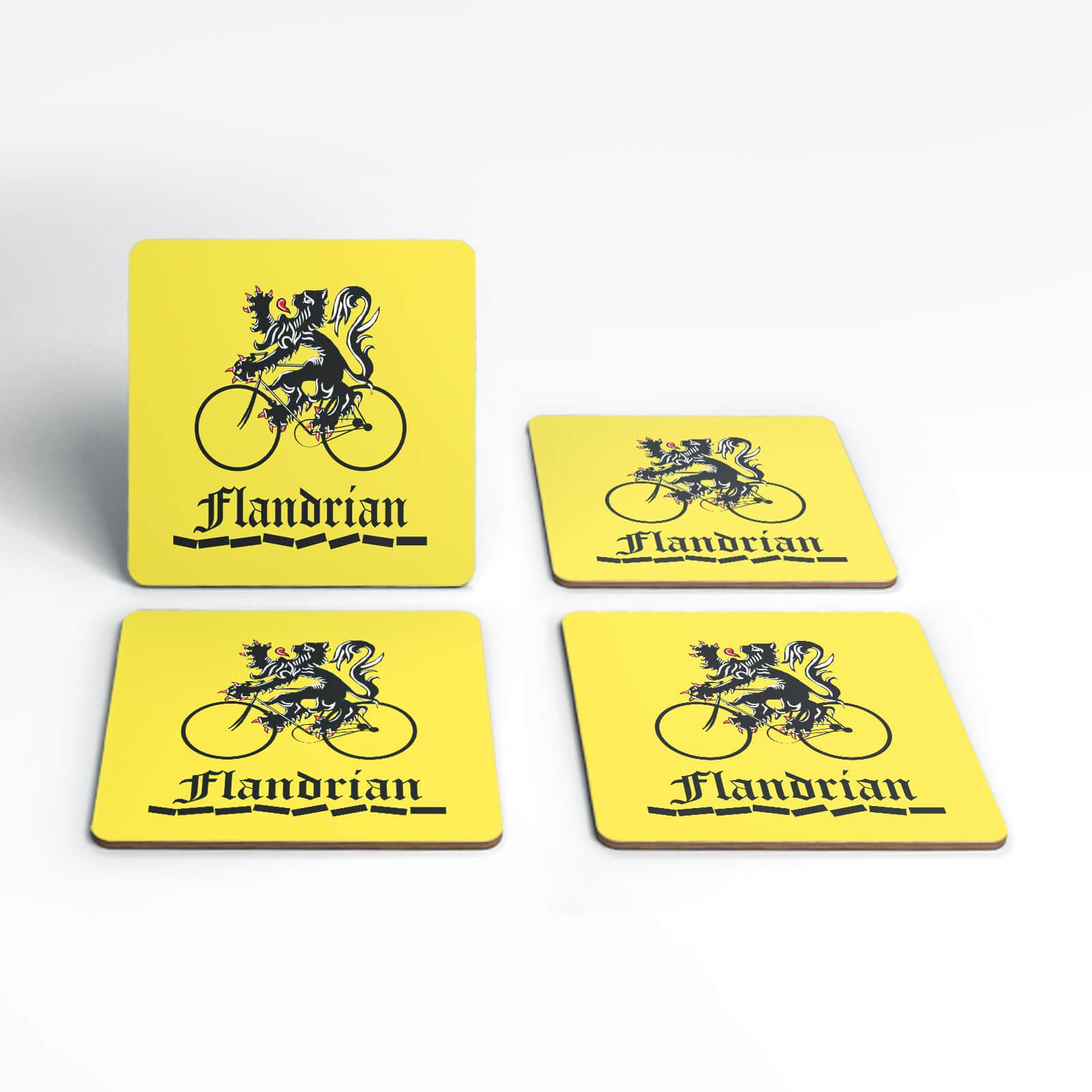 Flandrian Coaster Set