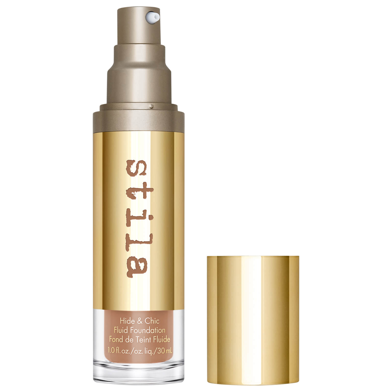 Купить Stila Hide and Chic Fluid Foundation 30ml (Various Shades) - Tan 3