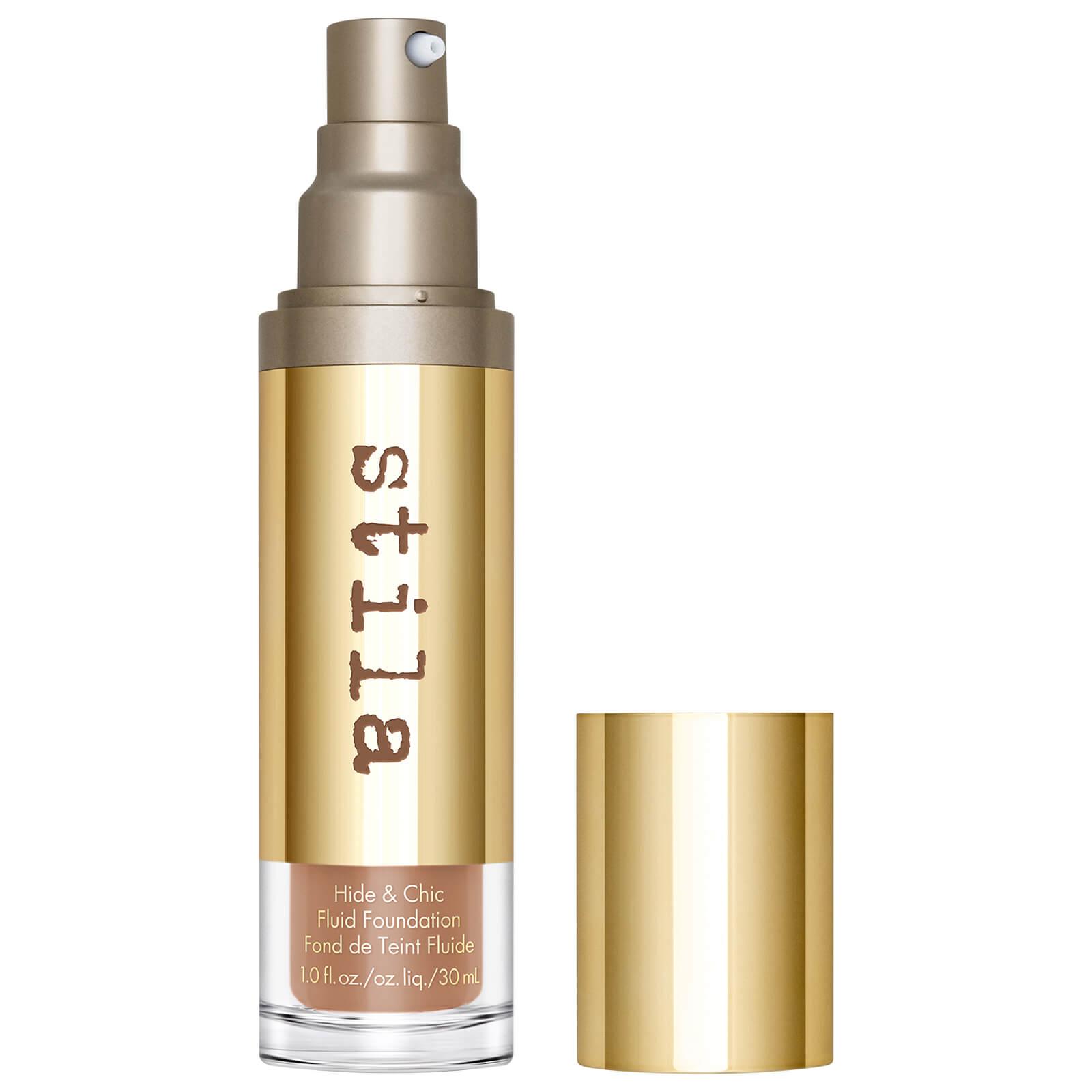 Купить Stila Hide and Chic Fluid Foundation 30ml (Various Shades) - Tan 4
